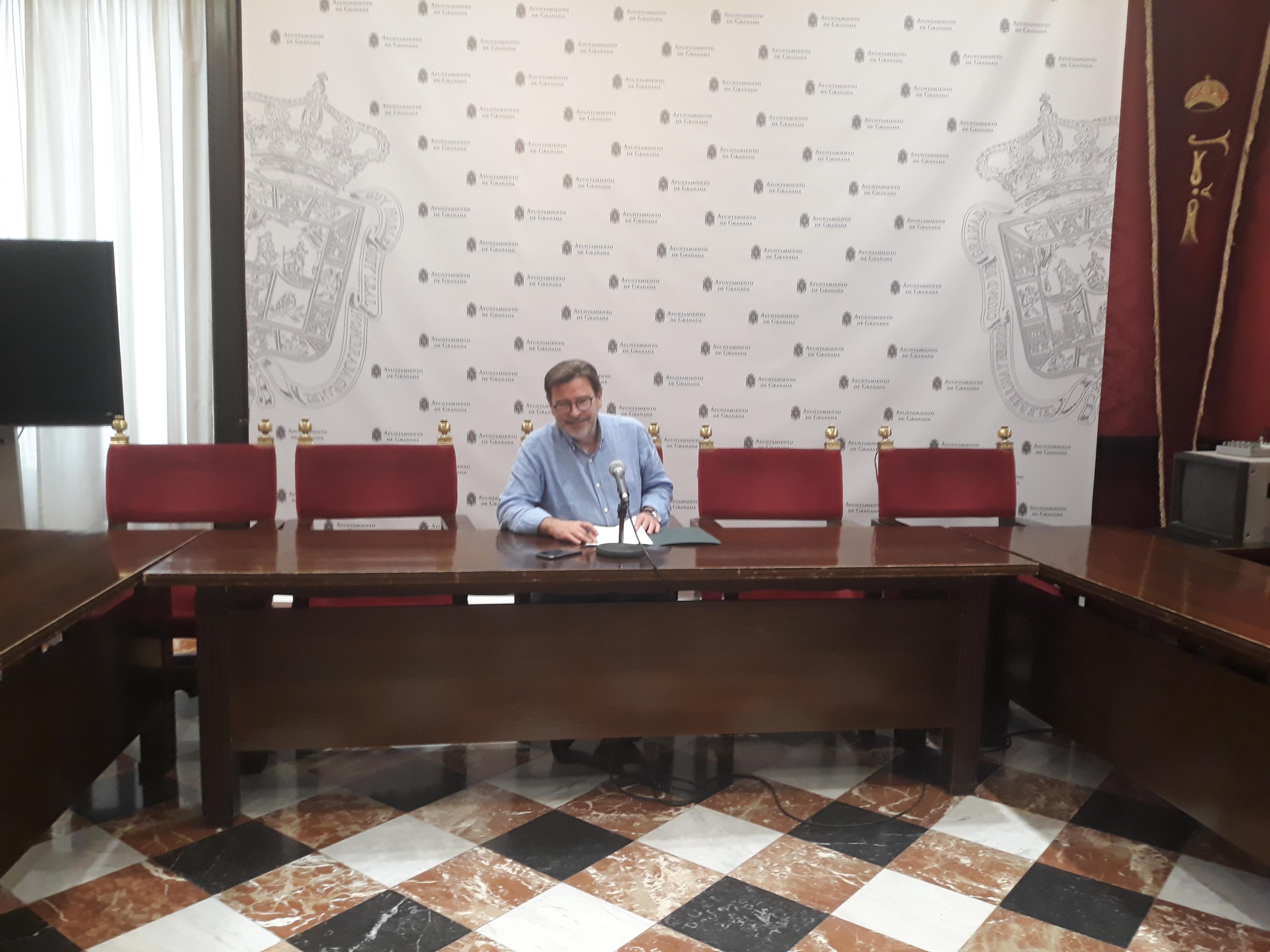 #26M: Baldomero Oliver considera «una broma» la propuesta del túnel norte-sur que proyecta el PP