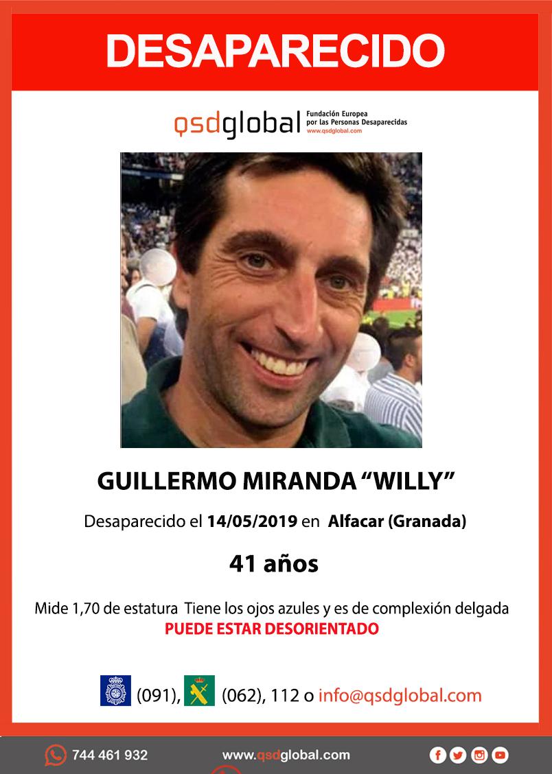 Localizado el hombre desaparecido en Alfacar