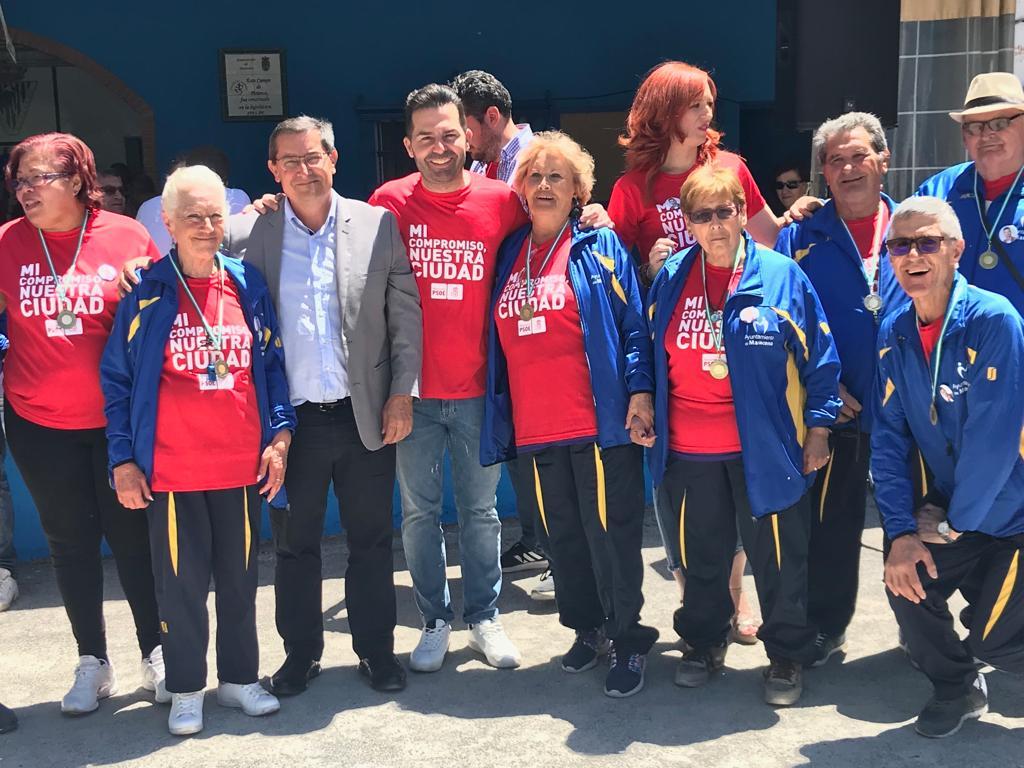 """#26M: El PSOE considera que Maracena necesita un gobierno fuerte y estable para consolidarla como el gran referente del área metropolitana"""""""