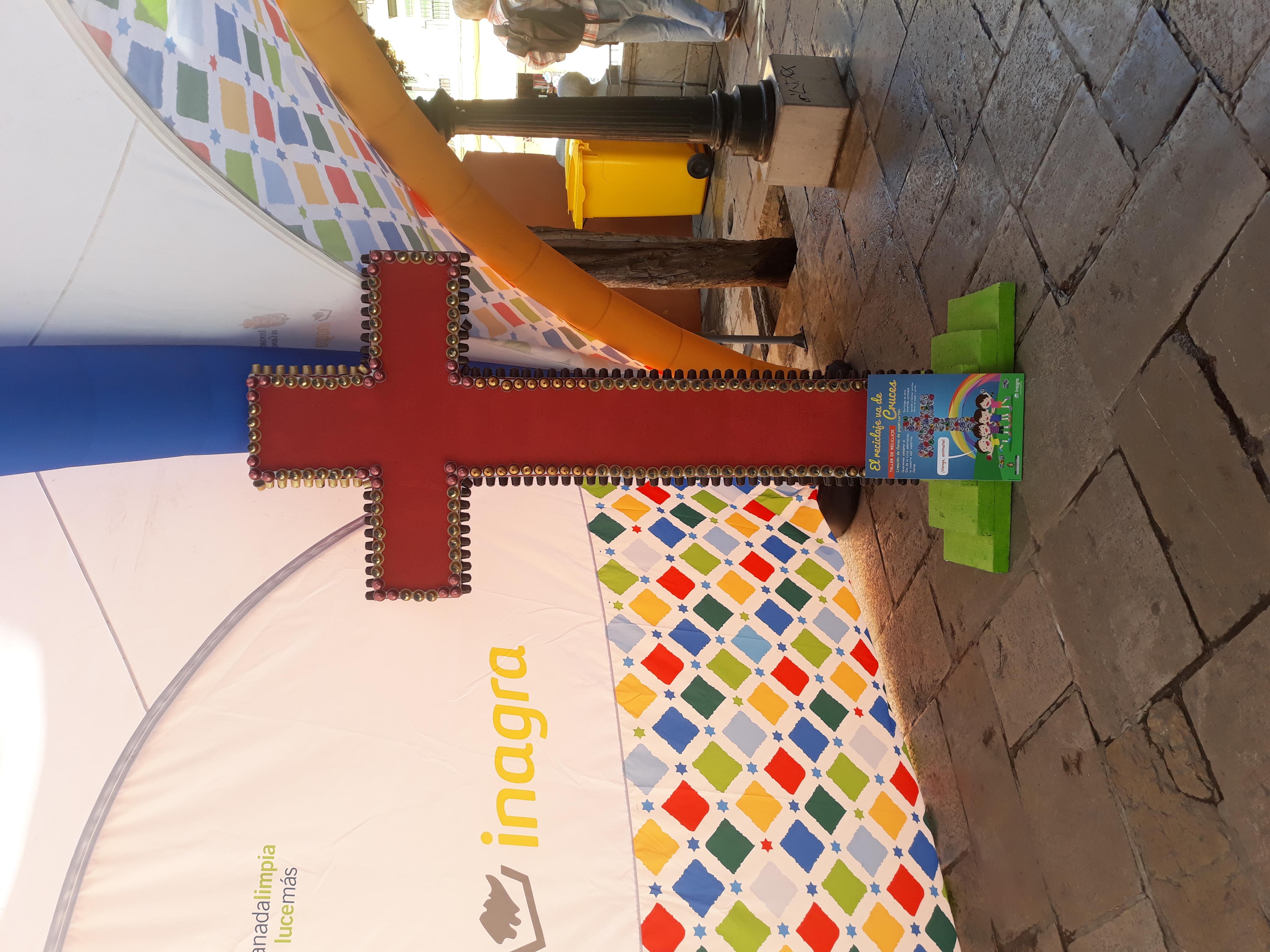 260 cruces participan en el primer Día de la Cruz a través de Internet