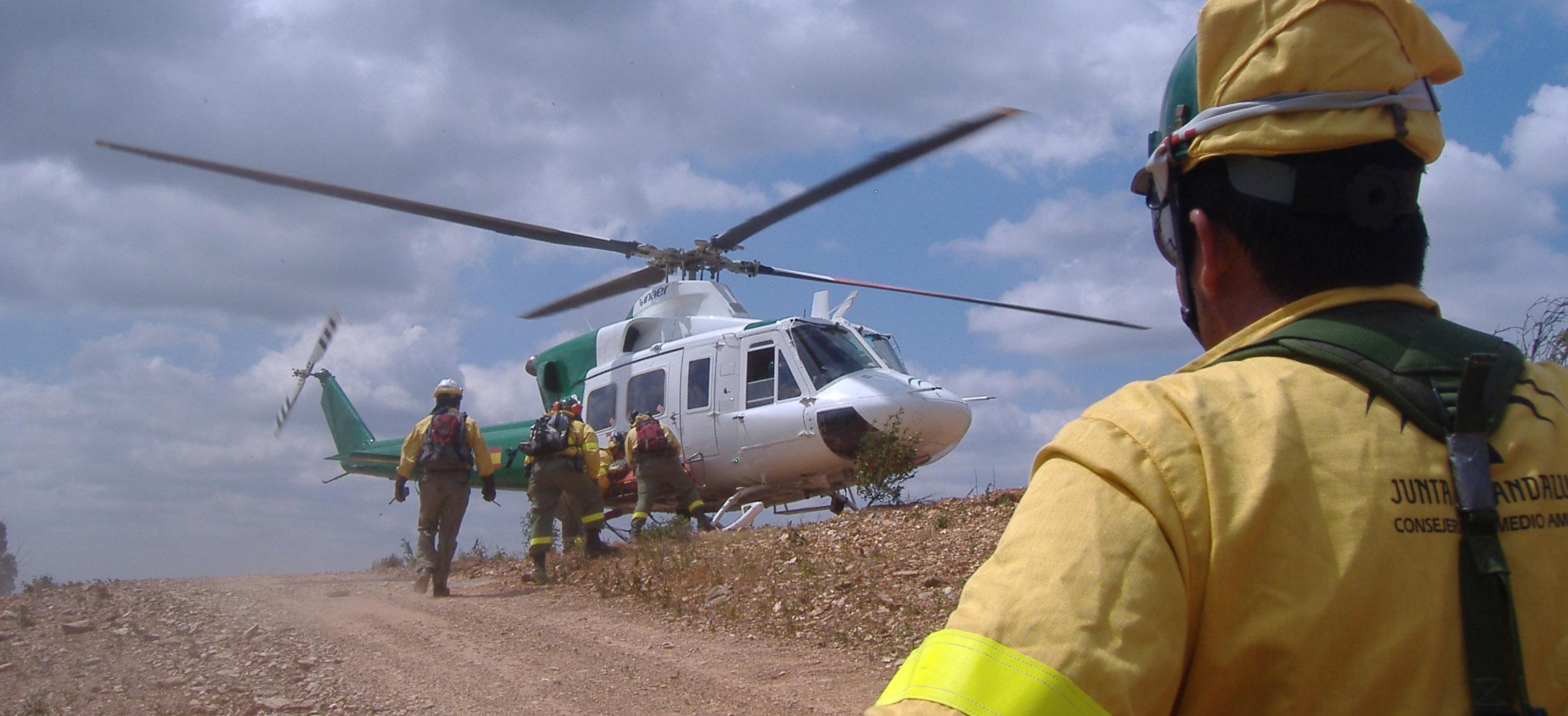 Controlado el incendio forestal declarado el sábado en Órgiva