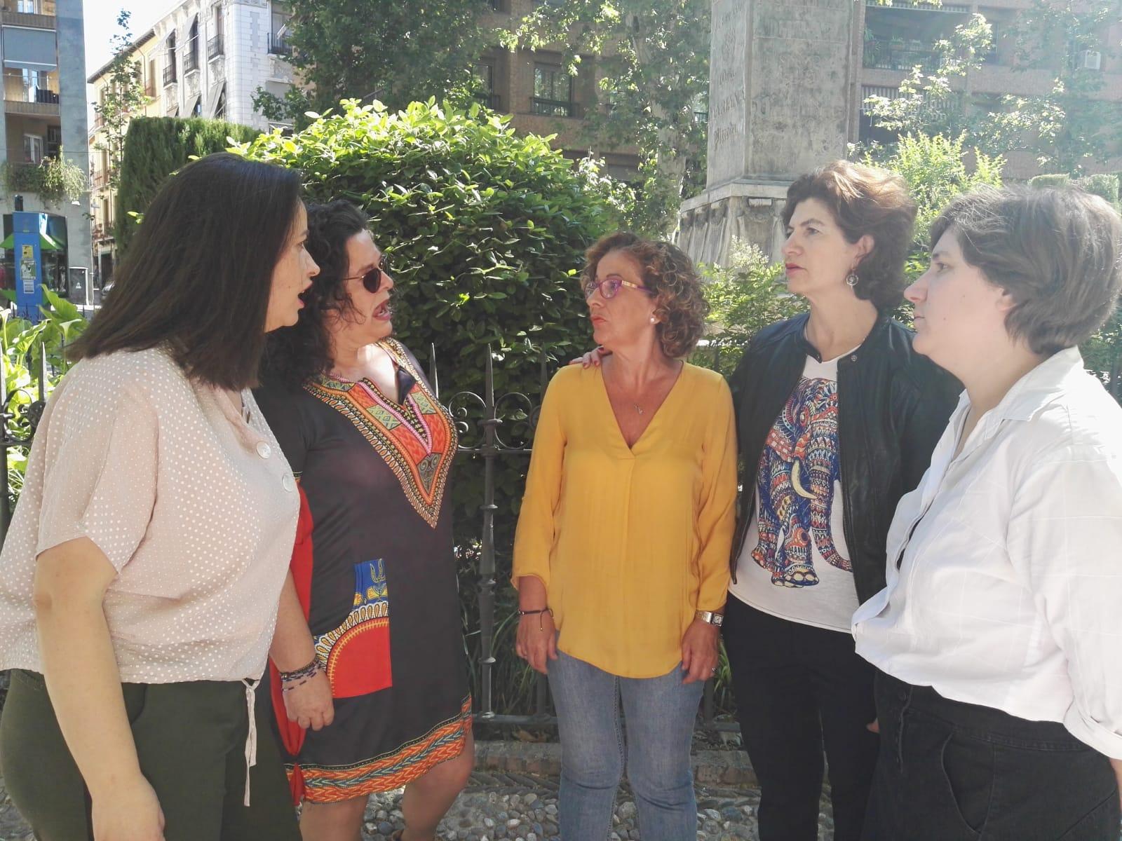 #26M: Podemos IU Adelante quiere una ciudad diseñada también para las mujeres