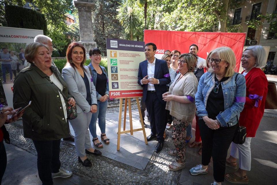 #26M: Cuenca se posiciona a favor de la Igualdad, la conciliación y contra la violencia de Género
