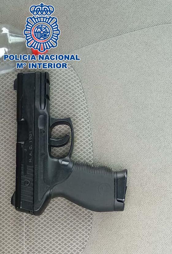 Detenido un joven en Maracena por robos de vehículos a punta de pistola
