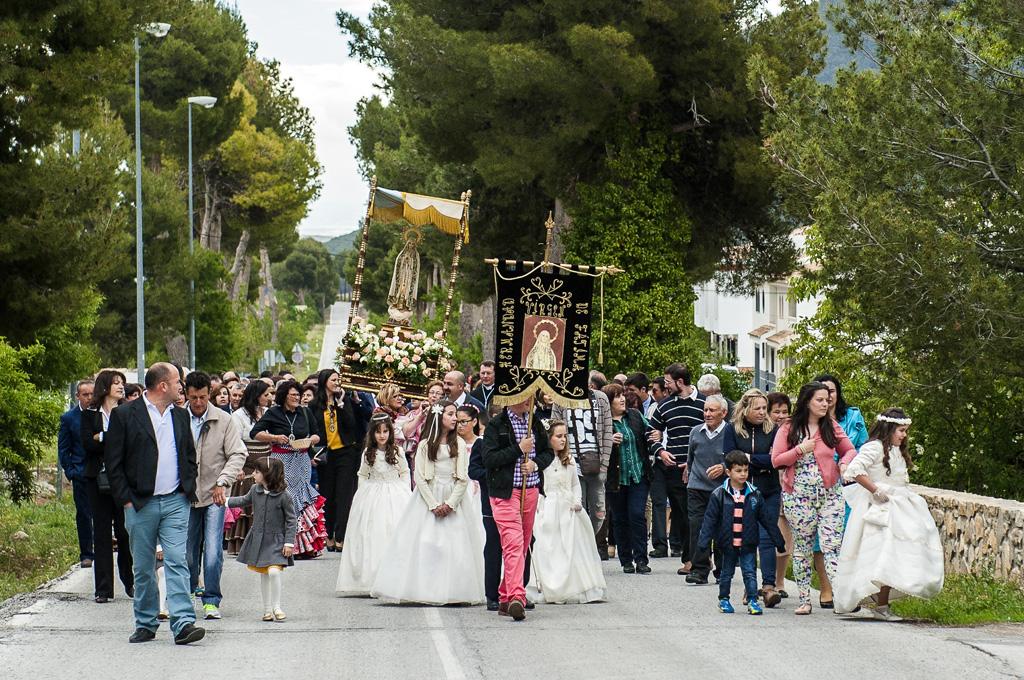 Castril celebra este fin de semana sus fiestas de la Virgen de Fátima