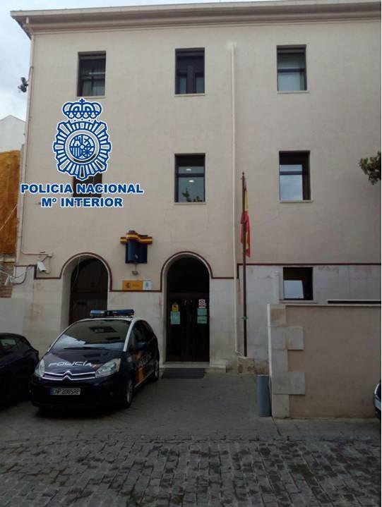 Detenido un tironero en el centro de Granada