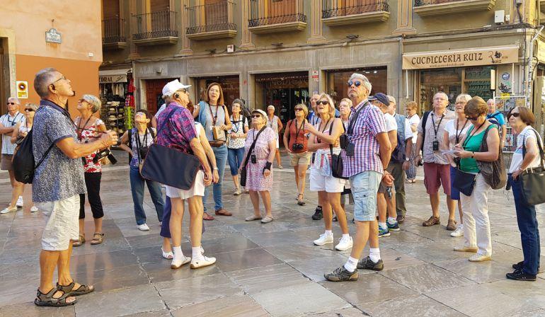 Los turistas gastan un 9,4% más al día en Granada en 2019