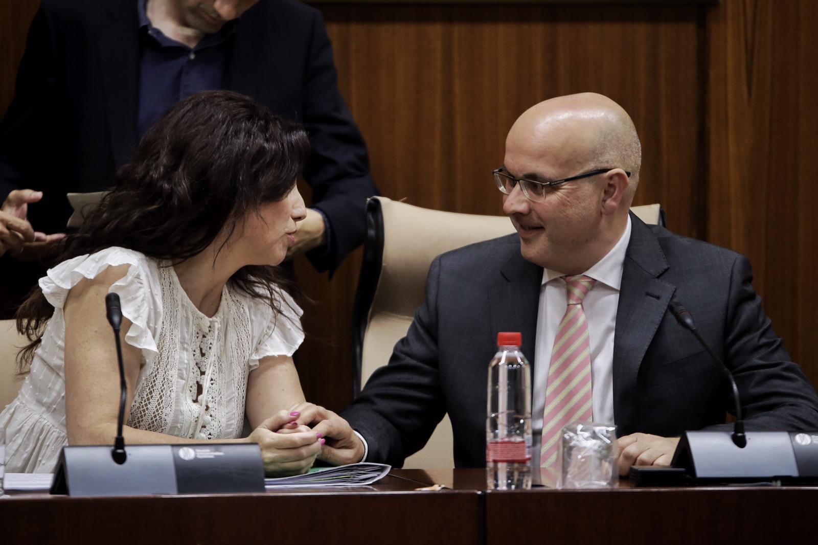 El granadino Raúl Fernández, designado presidente de la comisión de Igualdad, Políticas Sociales y Conciliación del Parlamento de Andalucía