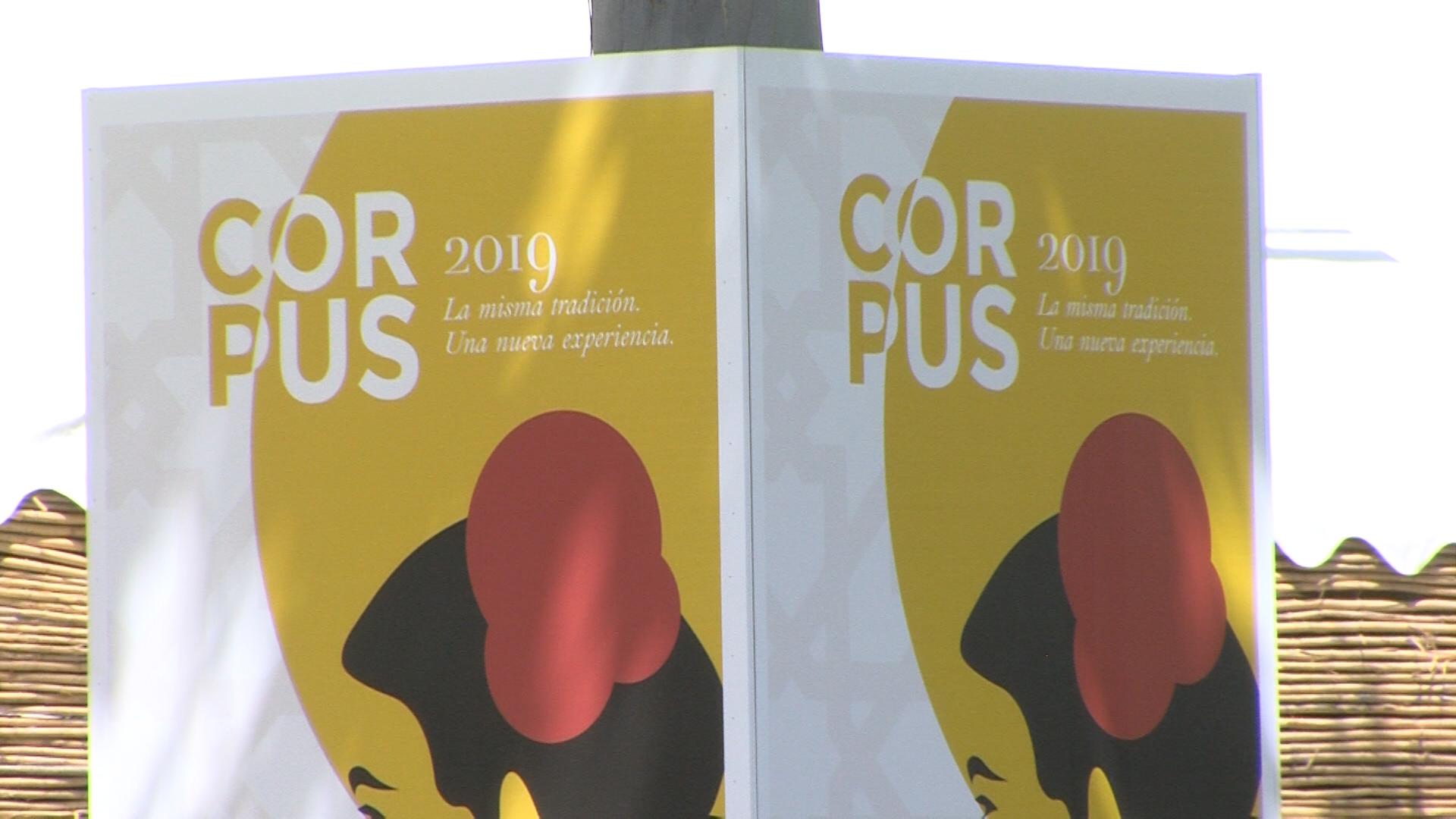 Granada huele a Corpus