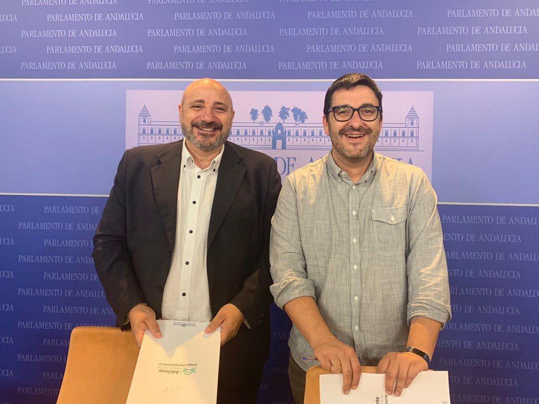 Adelante critica que el AVE llega «tarde y mal» y «agrava los problemas de conexión del oriente andaluz»