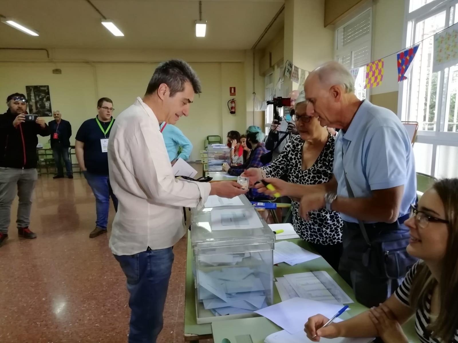 Podemos-IU-Adelante se abre a apoyar la investidura de Cuenca si incorpora alguna de sus propuestas