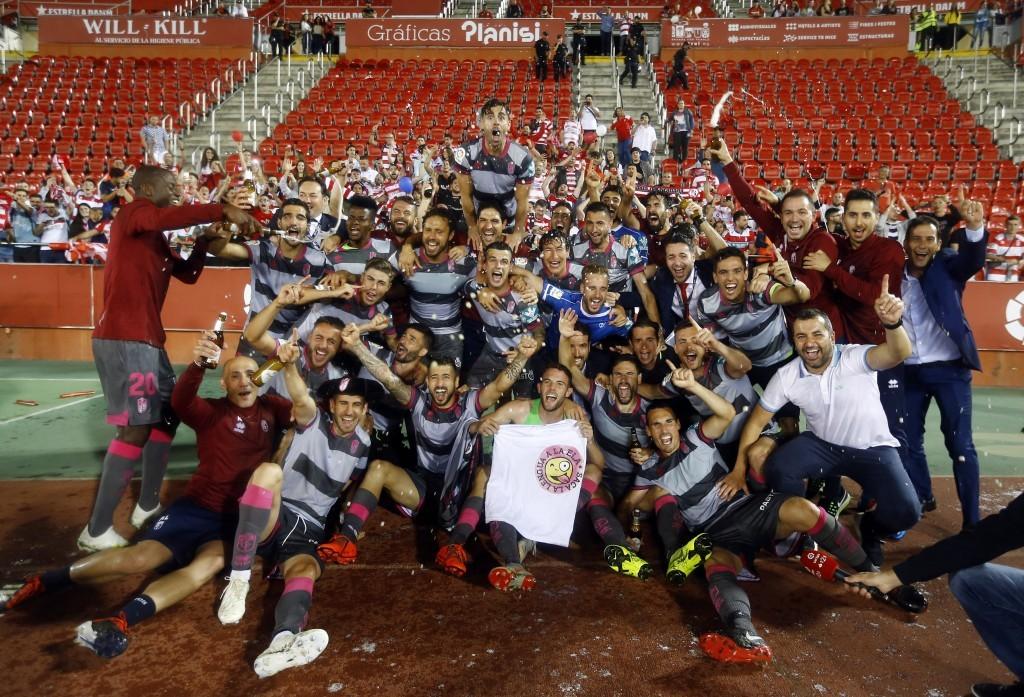 Cuenca destaca la «repercusión de la marca» de la ciudad en el mundo con el ascenso del Granada CF