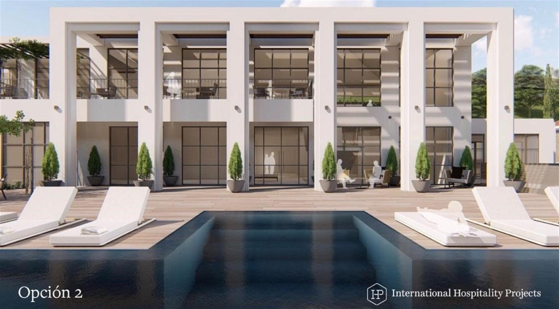 Promueven un hotel boutique de lujo en Salobreña con una inversión de 12 millones