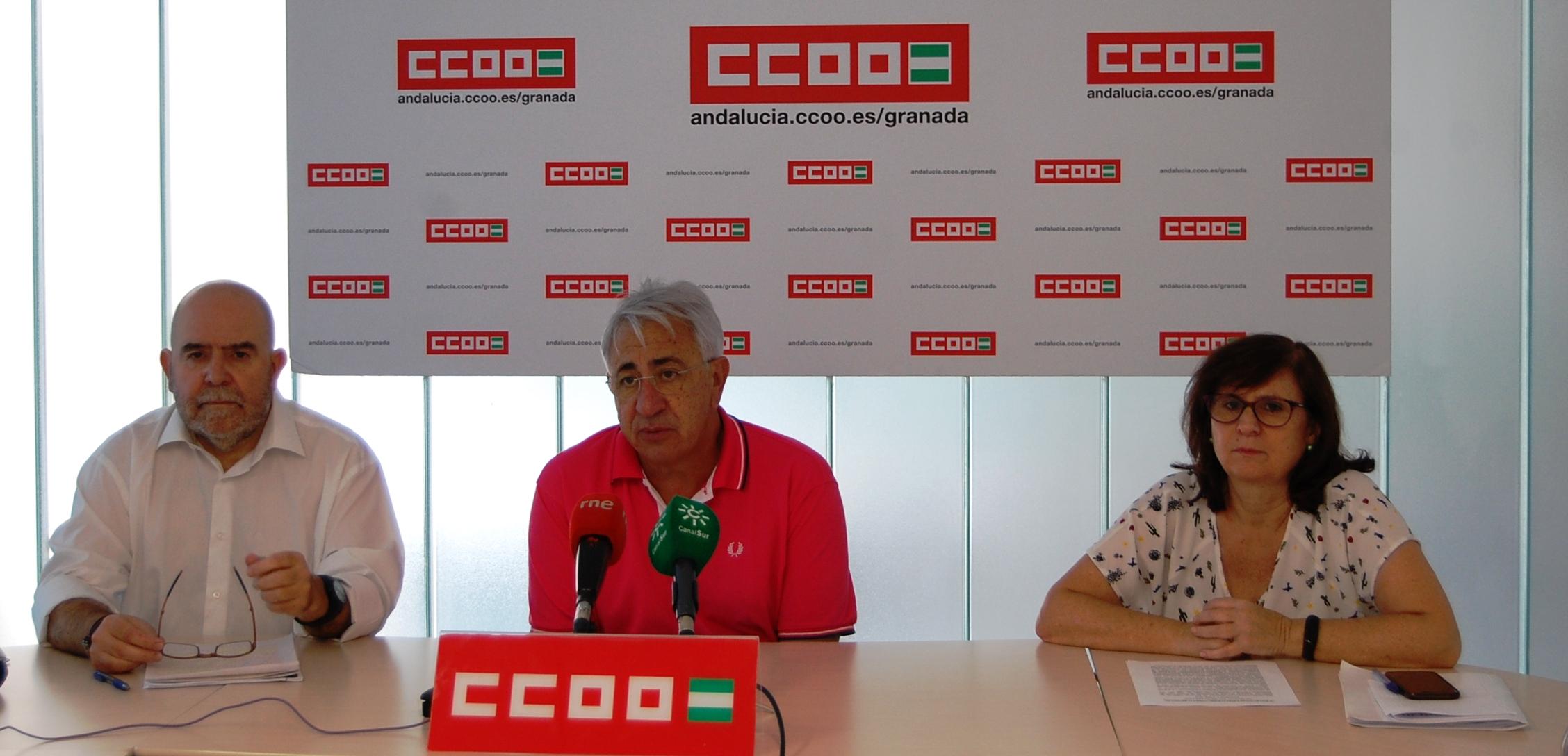 CCOO reclama medidas para proteger a los trabajadores de las altas temperaturas
