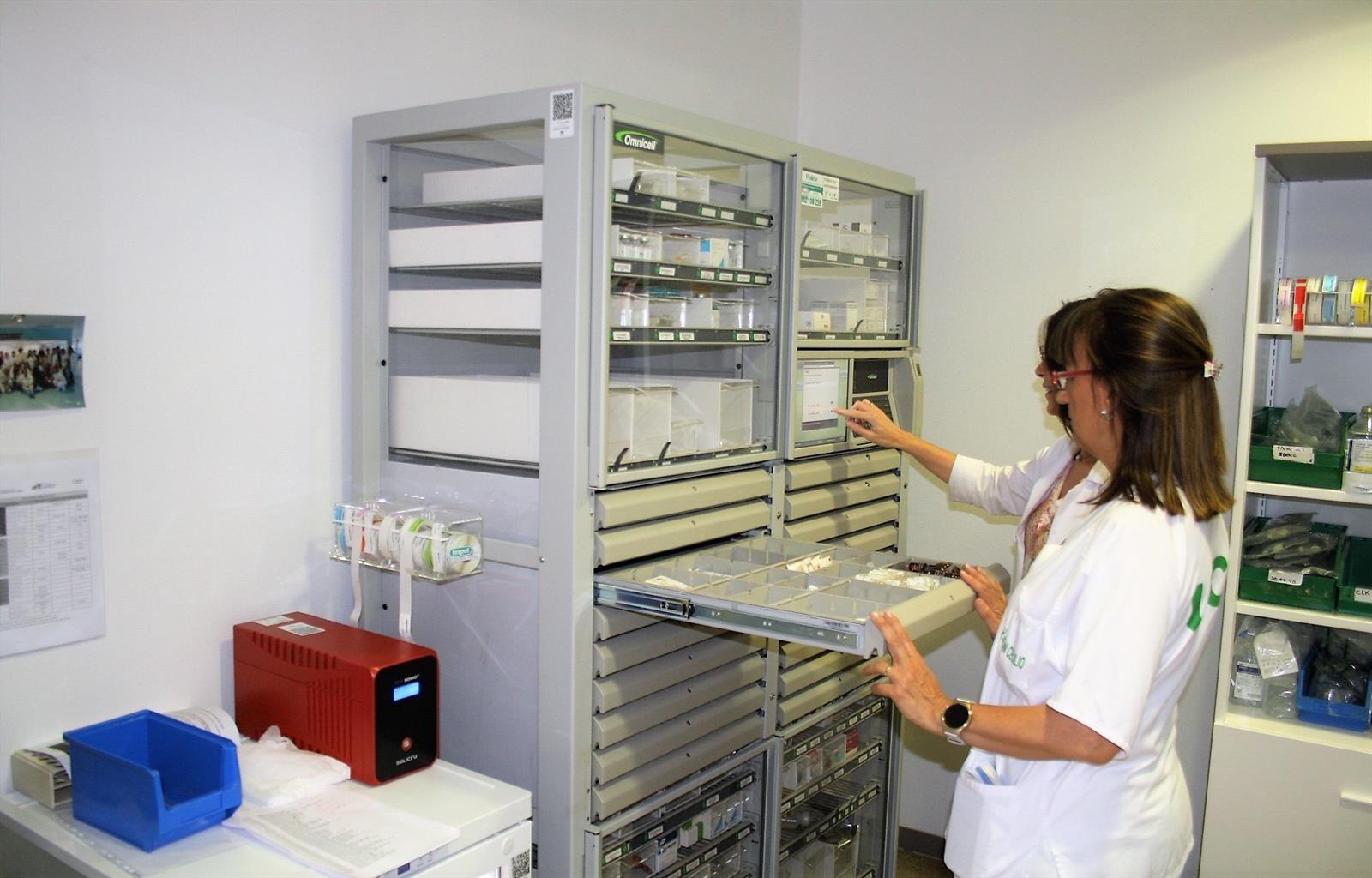 Mejoran la seguridad del paciente crítico con sistemas automáticos de dispensación de medicamentos