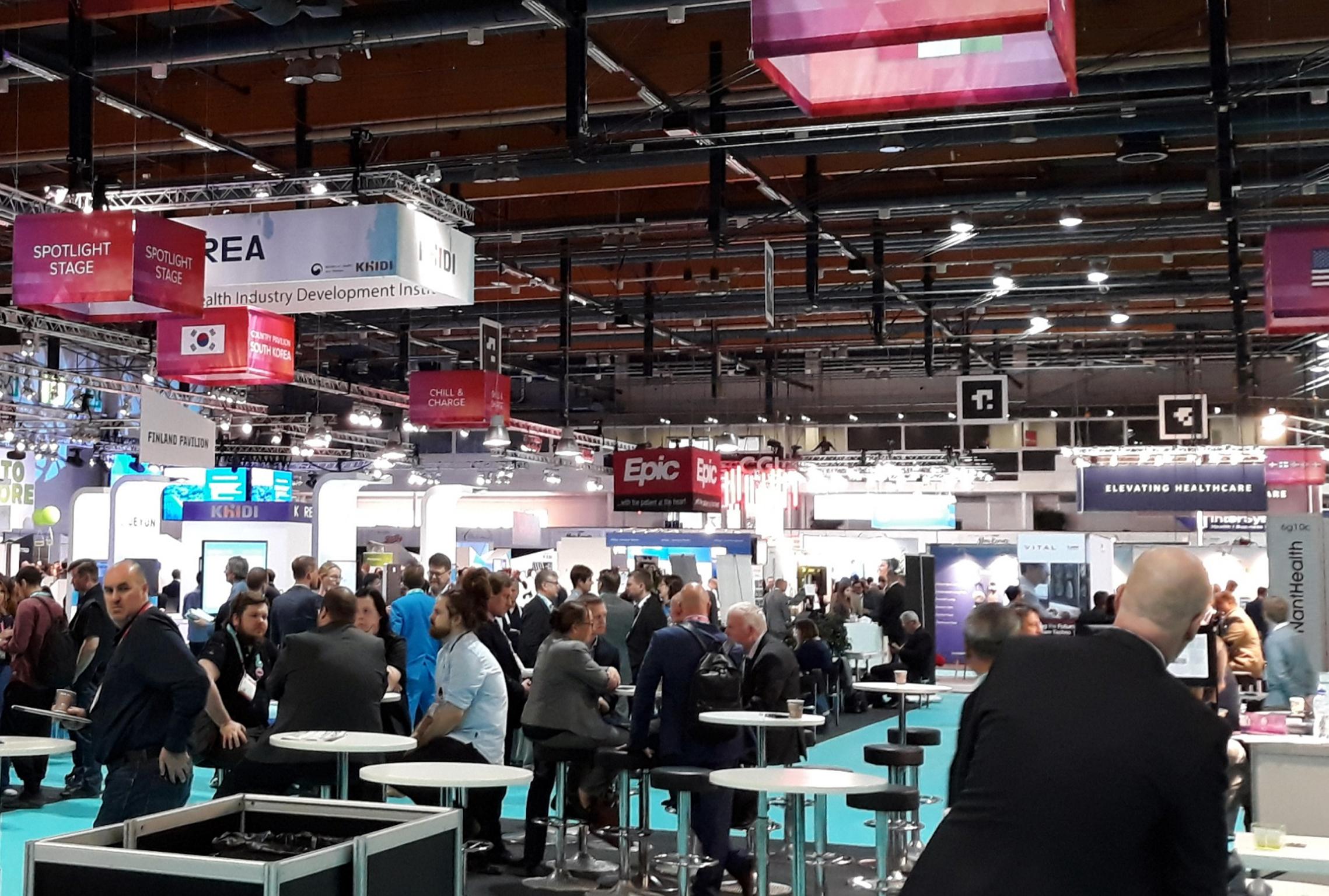 Tres empresas granadinas de las nuevas tecnologías sanitarias participan en un congreso en Helsinki