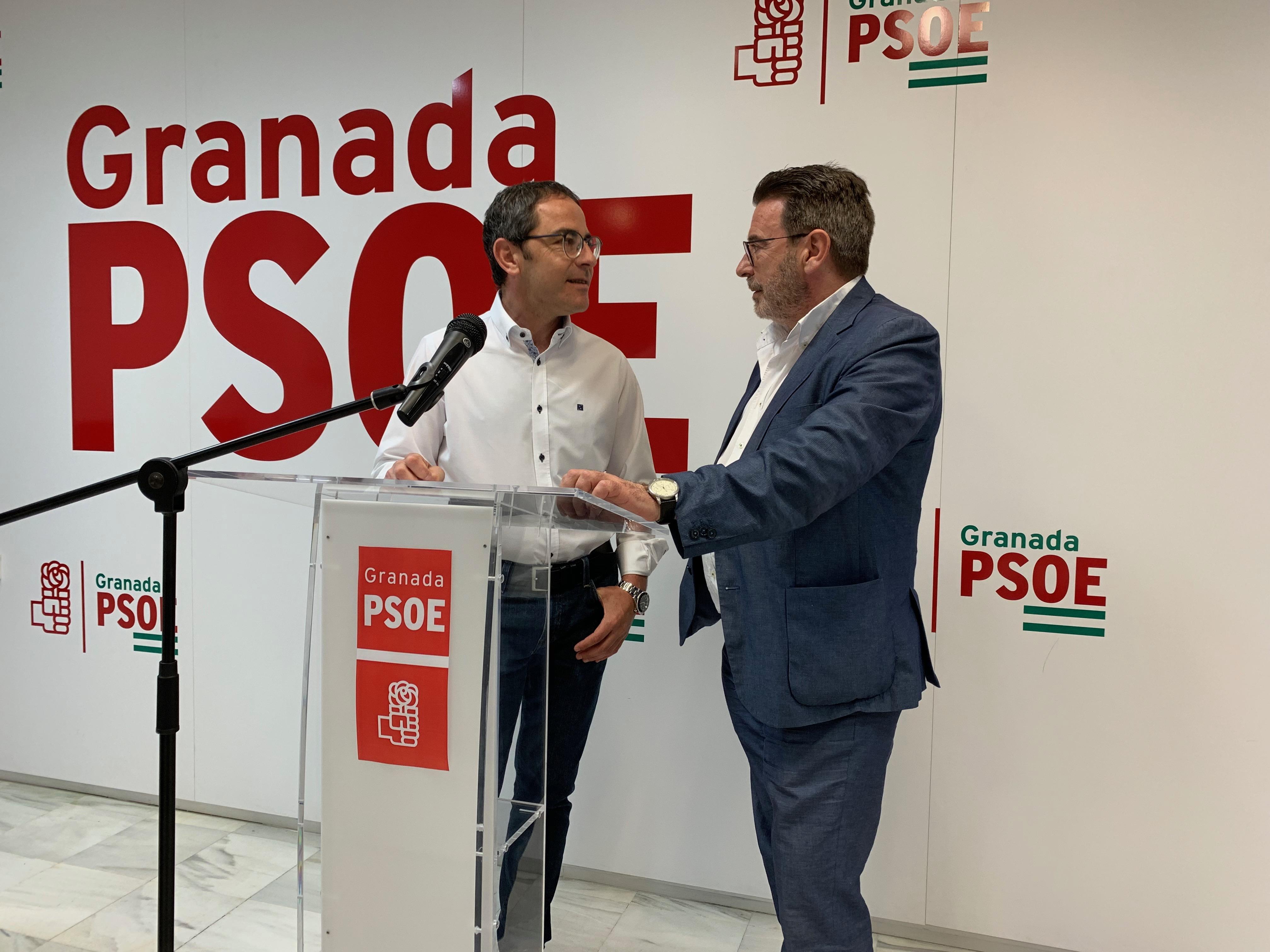 El PSOE se persona como acusación particular en el caso de las contrataciones fantasma en Emucesa