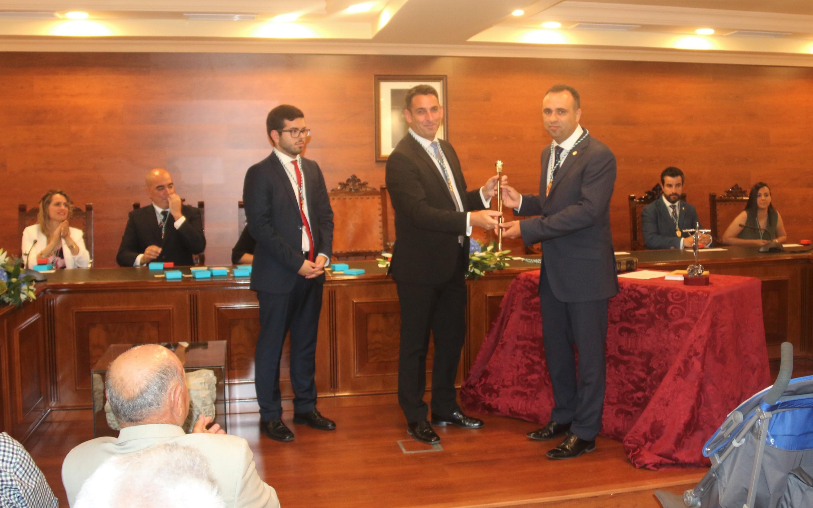 Francisco Rodríguez encara su tercer mandato como alcalde de Alhendín