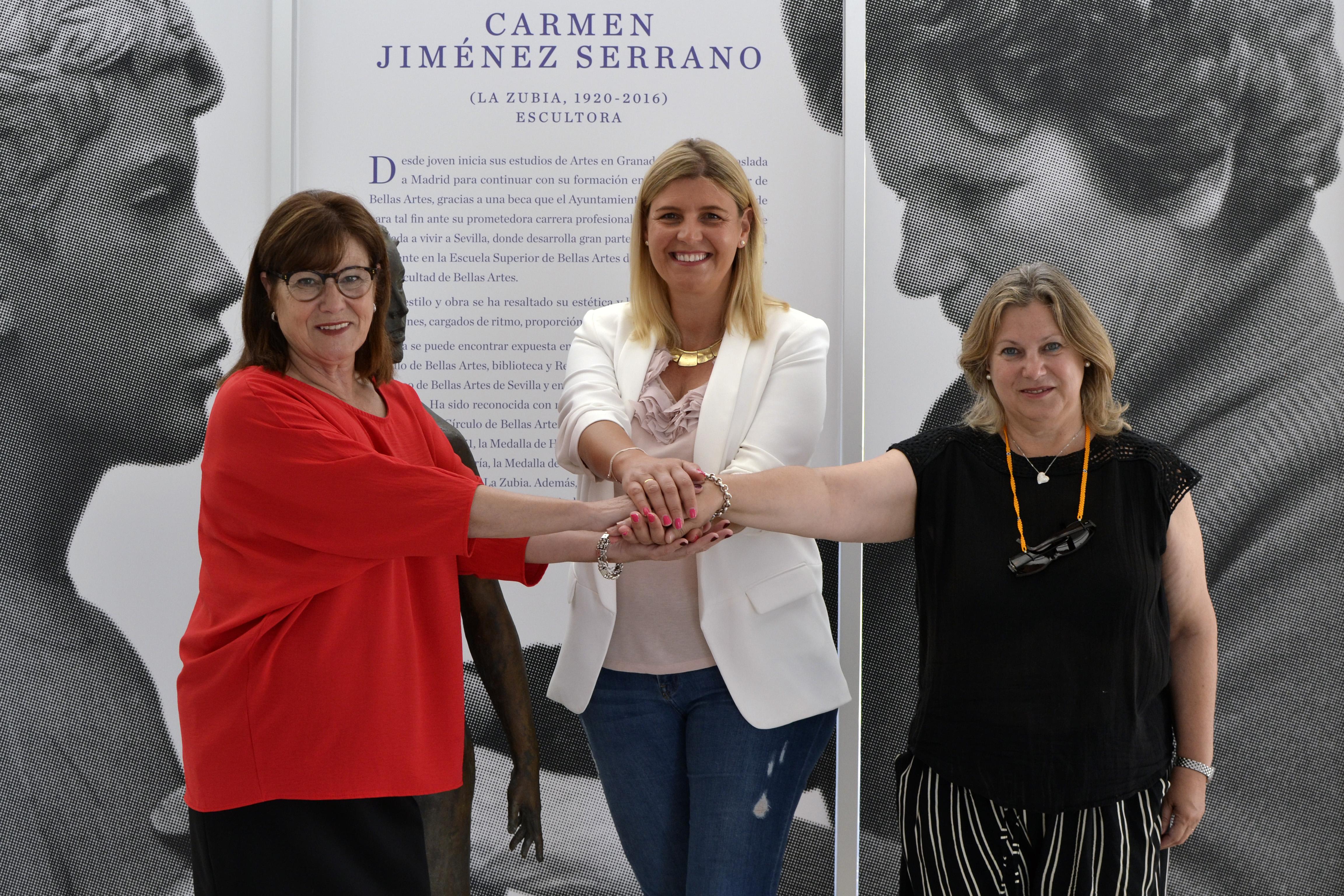 Inmaculada Hernández se convierte en la nueva alcaldesa de La Zubia