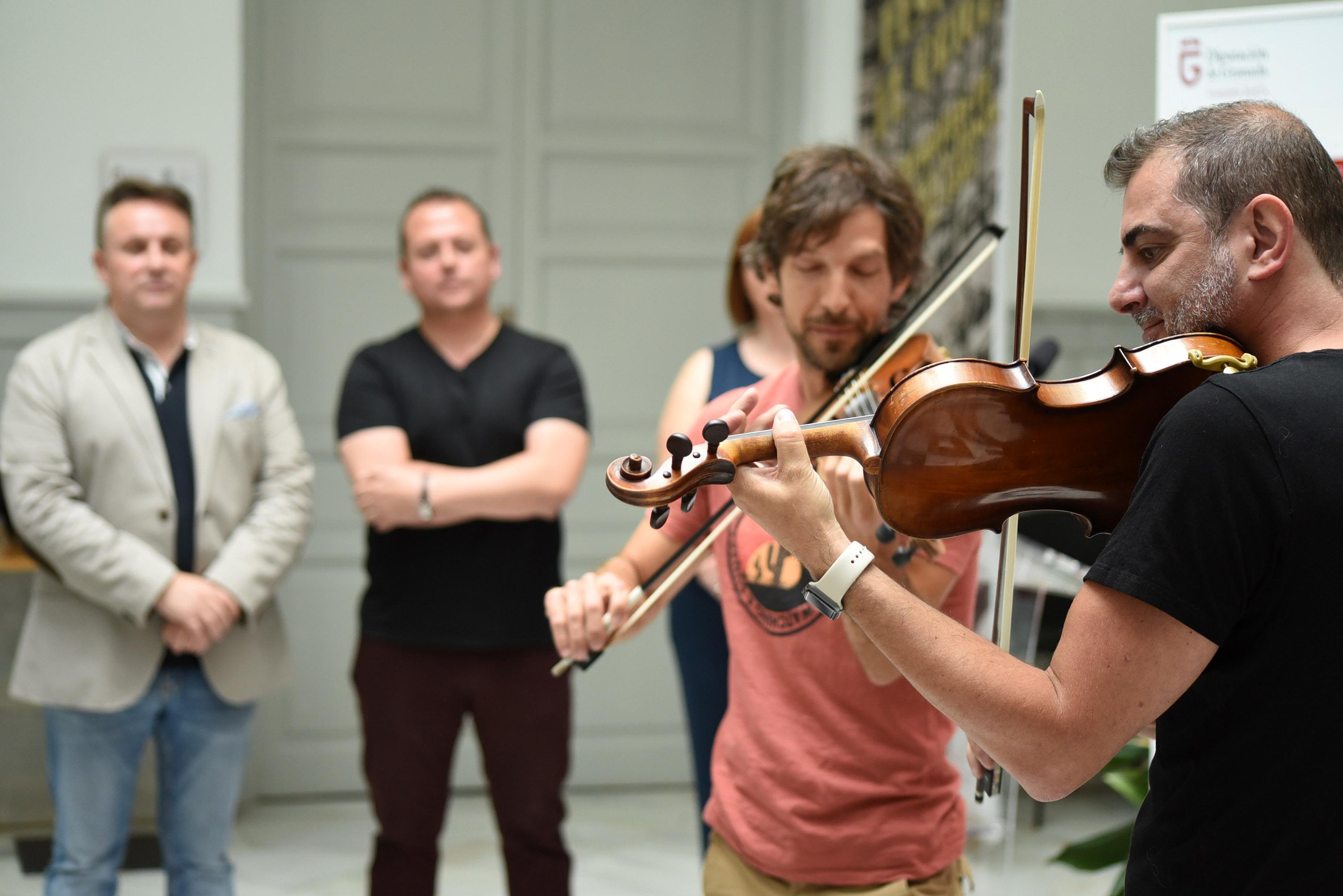 Más de 70 artistas internacionales participarán en el festival de música celta de Cúllar Vega