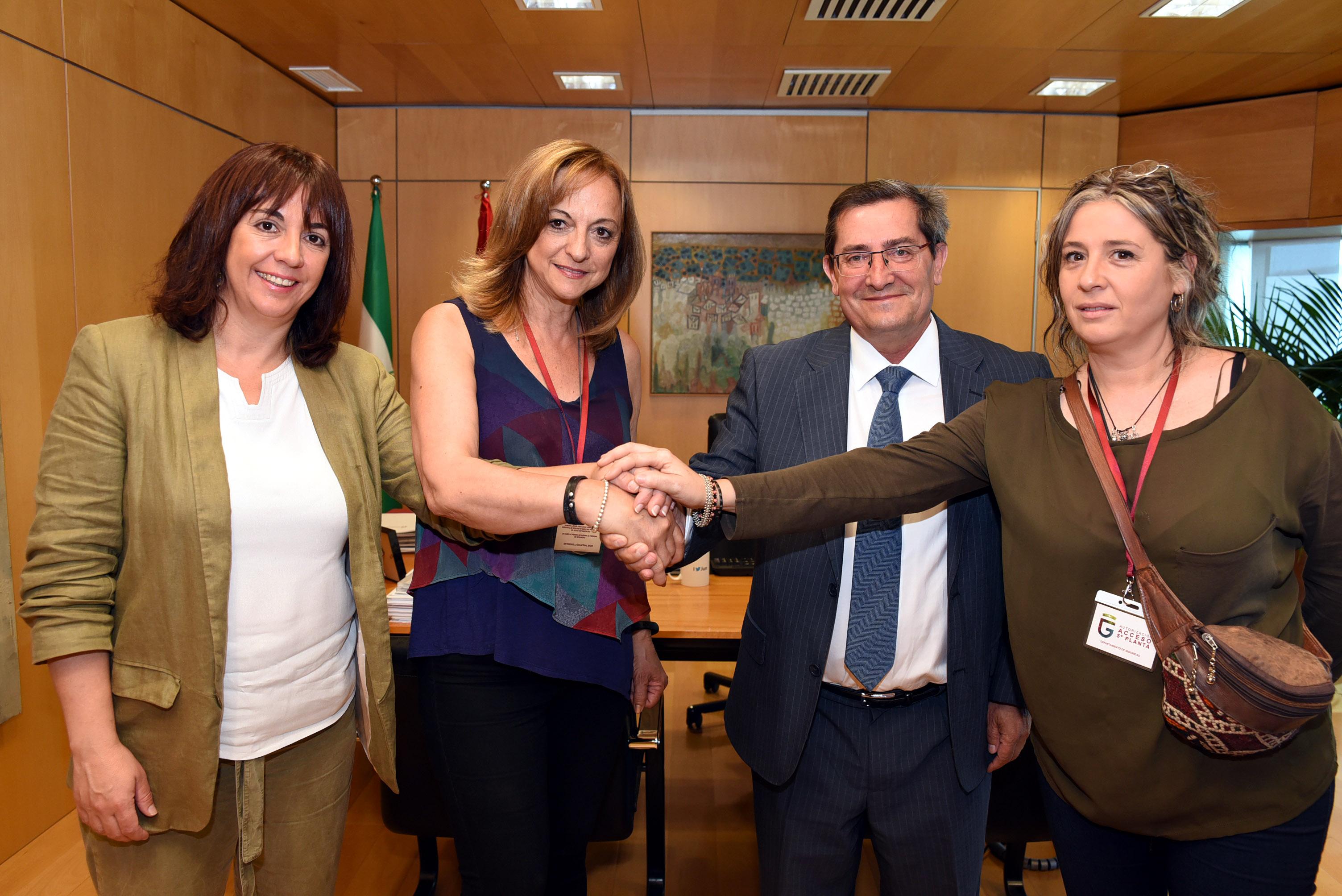 Diputación refuerza su apoyo al proyecto 'Vacaciones en Paz' destinado a niños saharauis