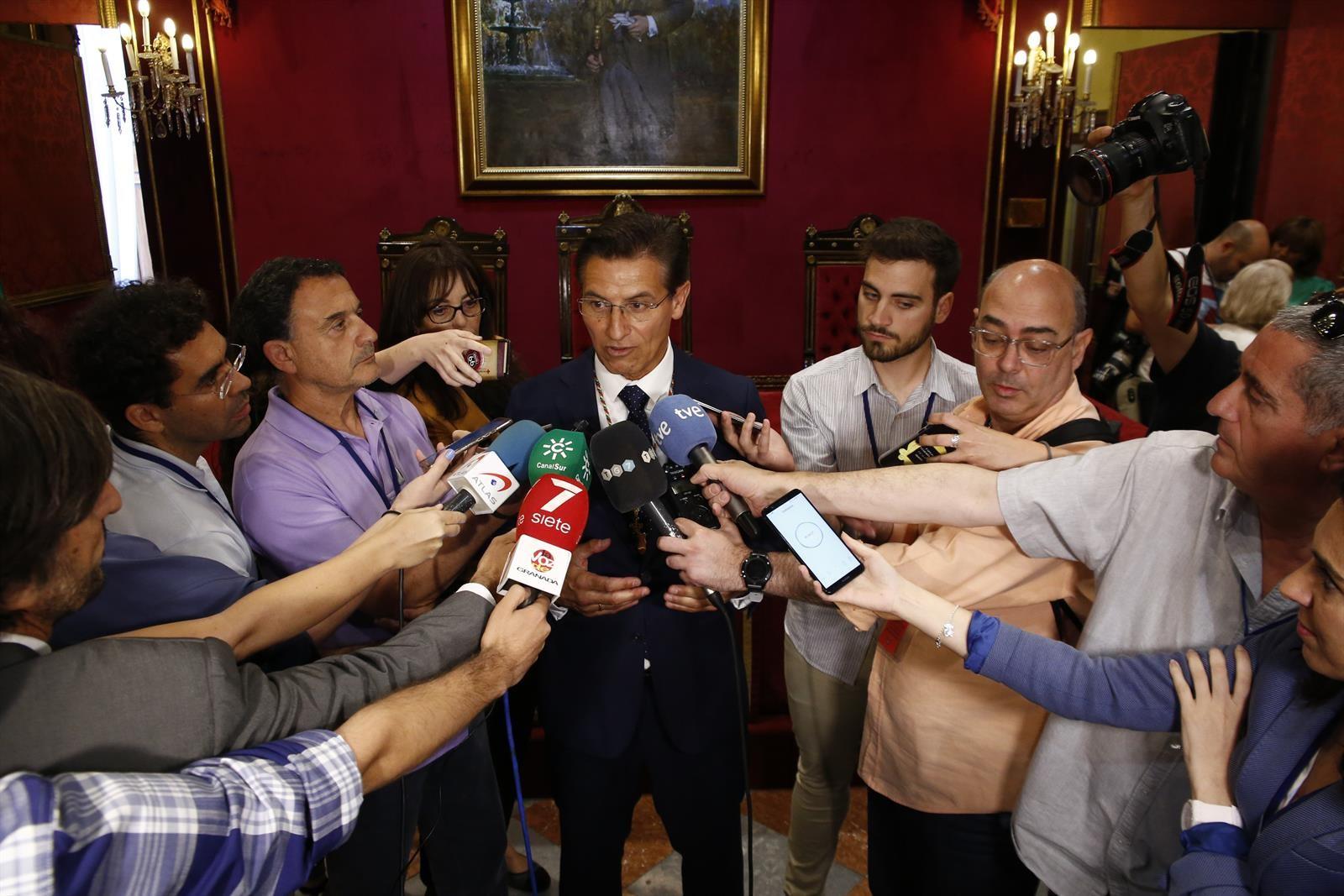 Luis Salvador, TG7, Vox y la promesa de cerrar las televisiones públicas