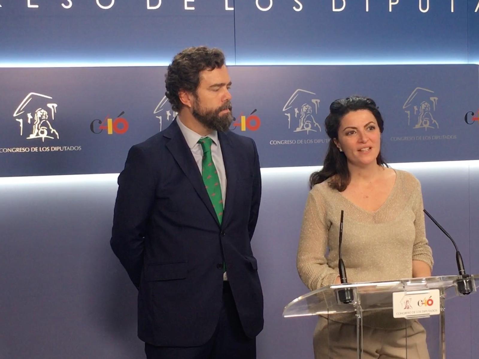 Vox advierte de una moción de censura si no entra en el gobierno de Granada