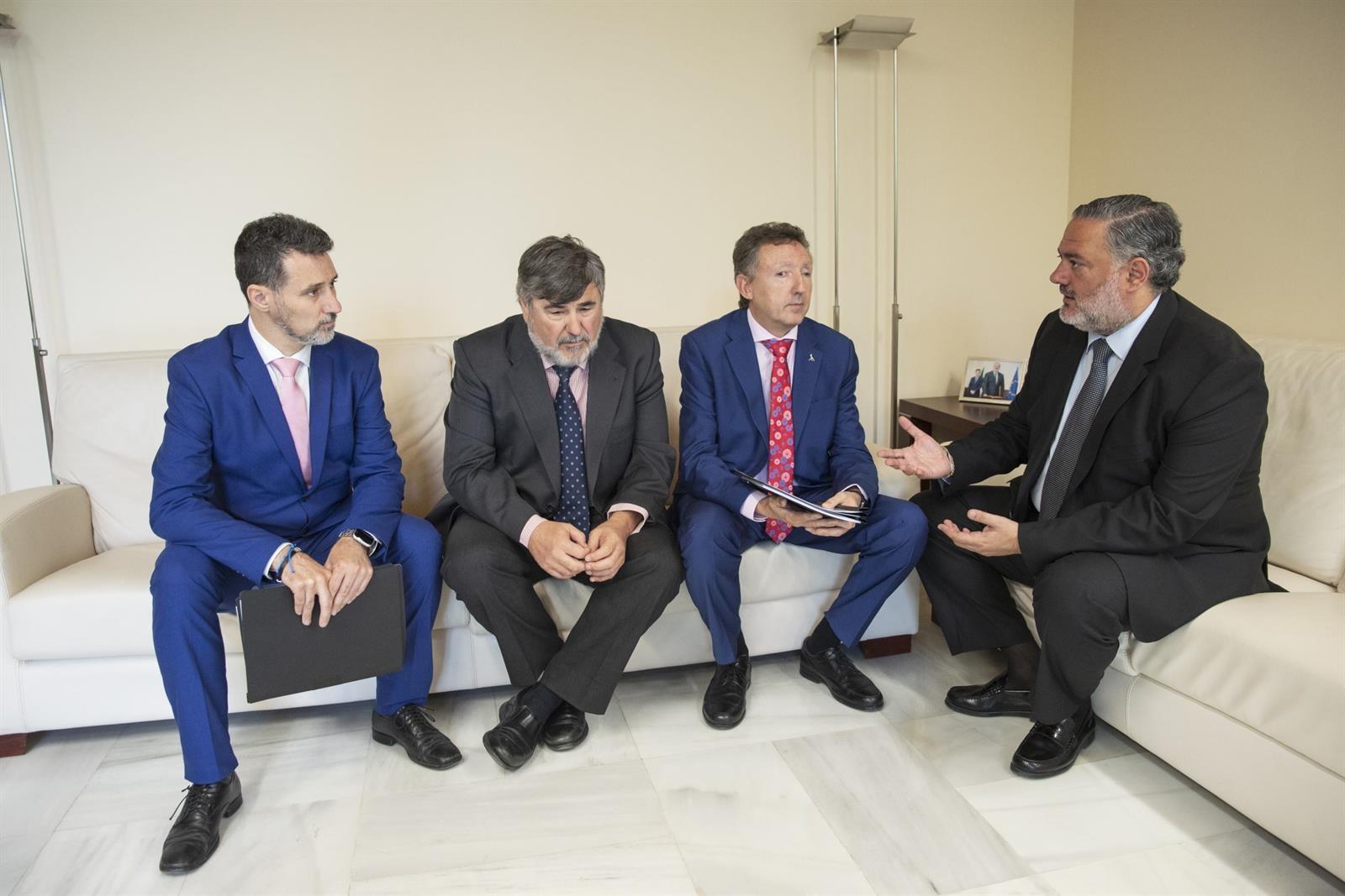La ONCE pide a la Junta que refuerce la lucha contra el juego ilegal