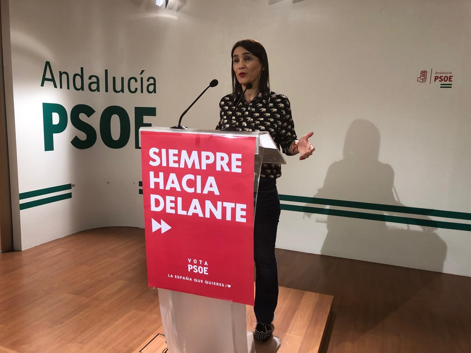 El PSOE califica de «timo» la «unión» del PP, Podemos, Vox y Cs en Ogíjares
