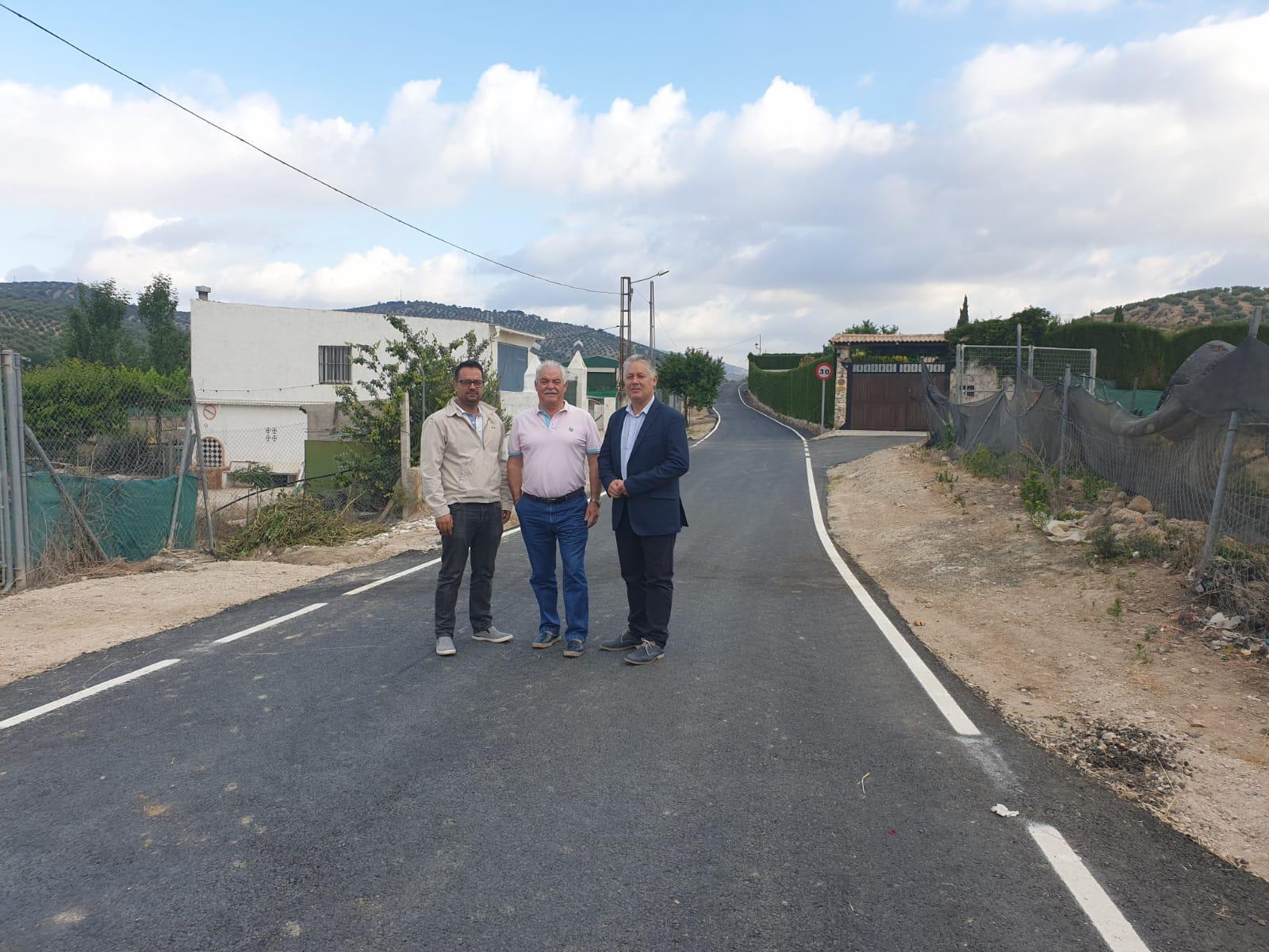 Diputación invierte 76.000 euros en mejoras en Campotéjar