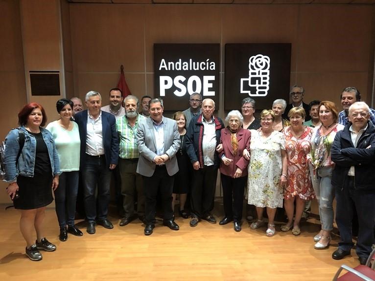 El PSOE asegura que la memoria histórica «ahora más que nunca debe ser una prioridad»