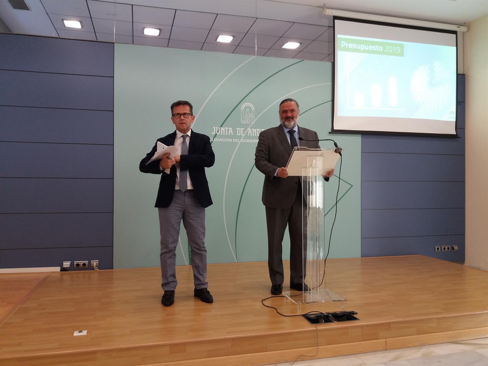 Estos son los proyectos en los que la Junta invertirá 130 millones en la provincia de Granada