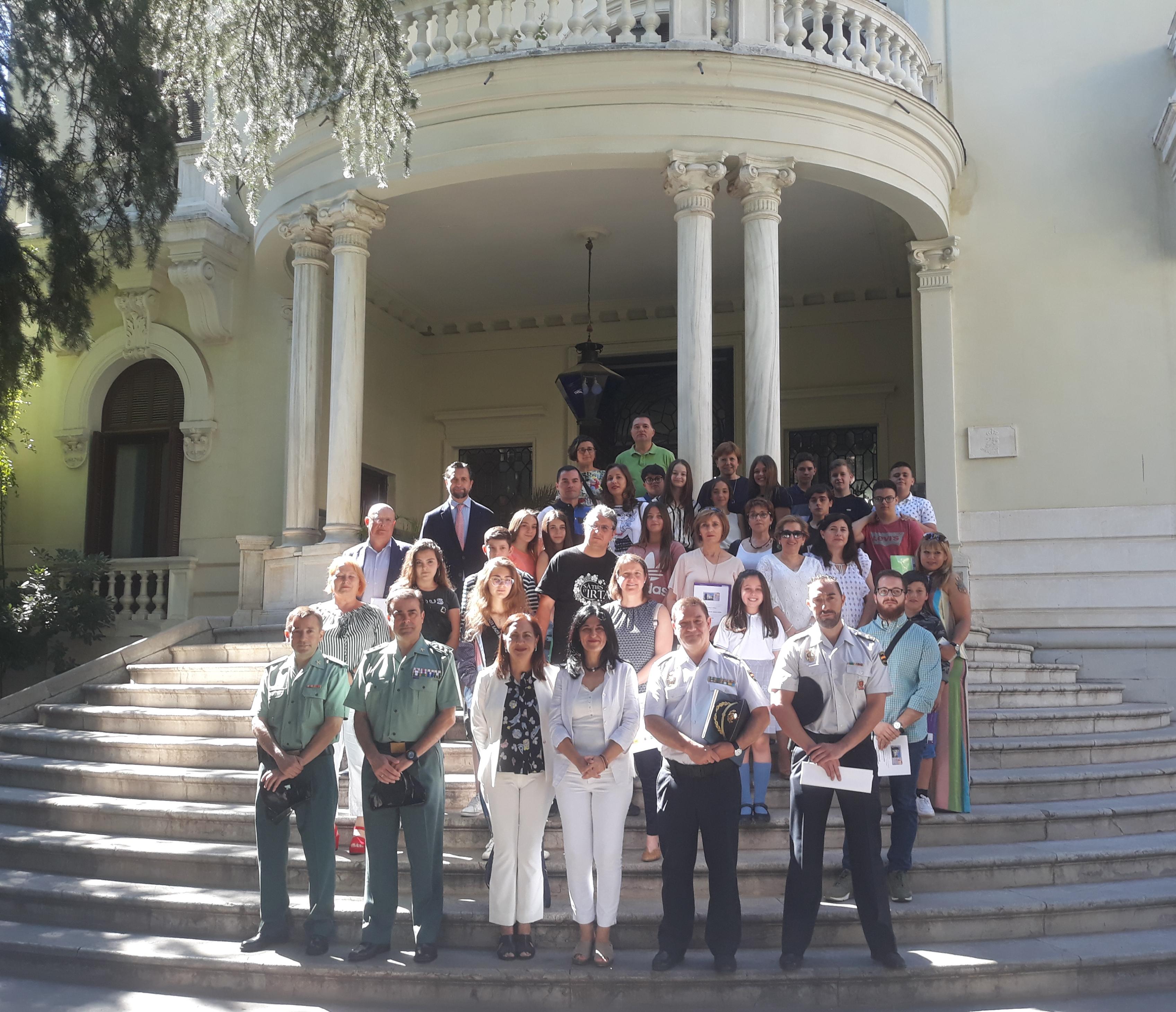 El Plan Director para la Convivencia y Seguridad unifica a 251 centros educativos en la concienciación de los más jóvenes