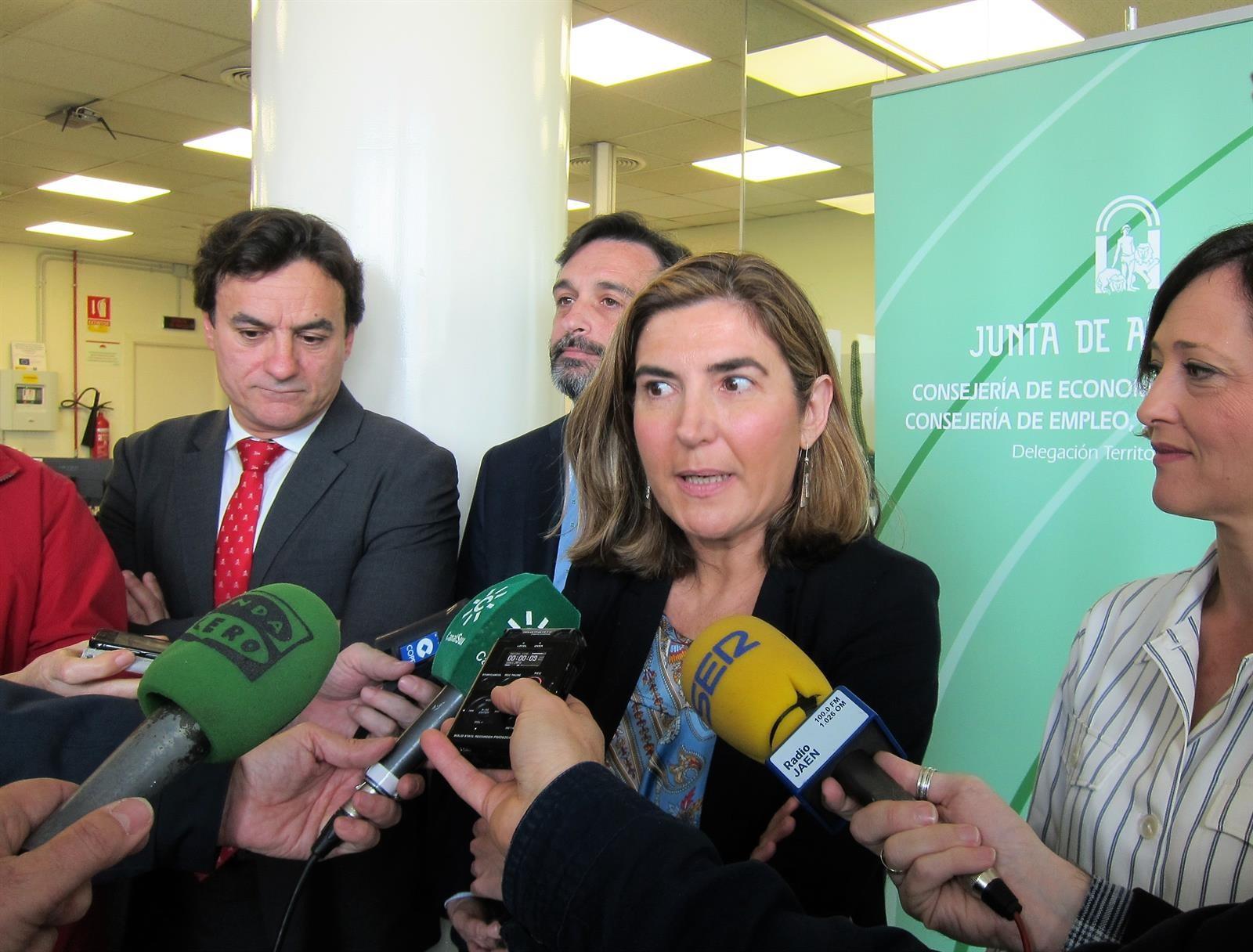 La Junta evaluará la eficacia de las políticas activas, que suponen una inversión de 50 millones en Granada