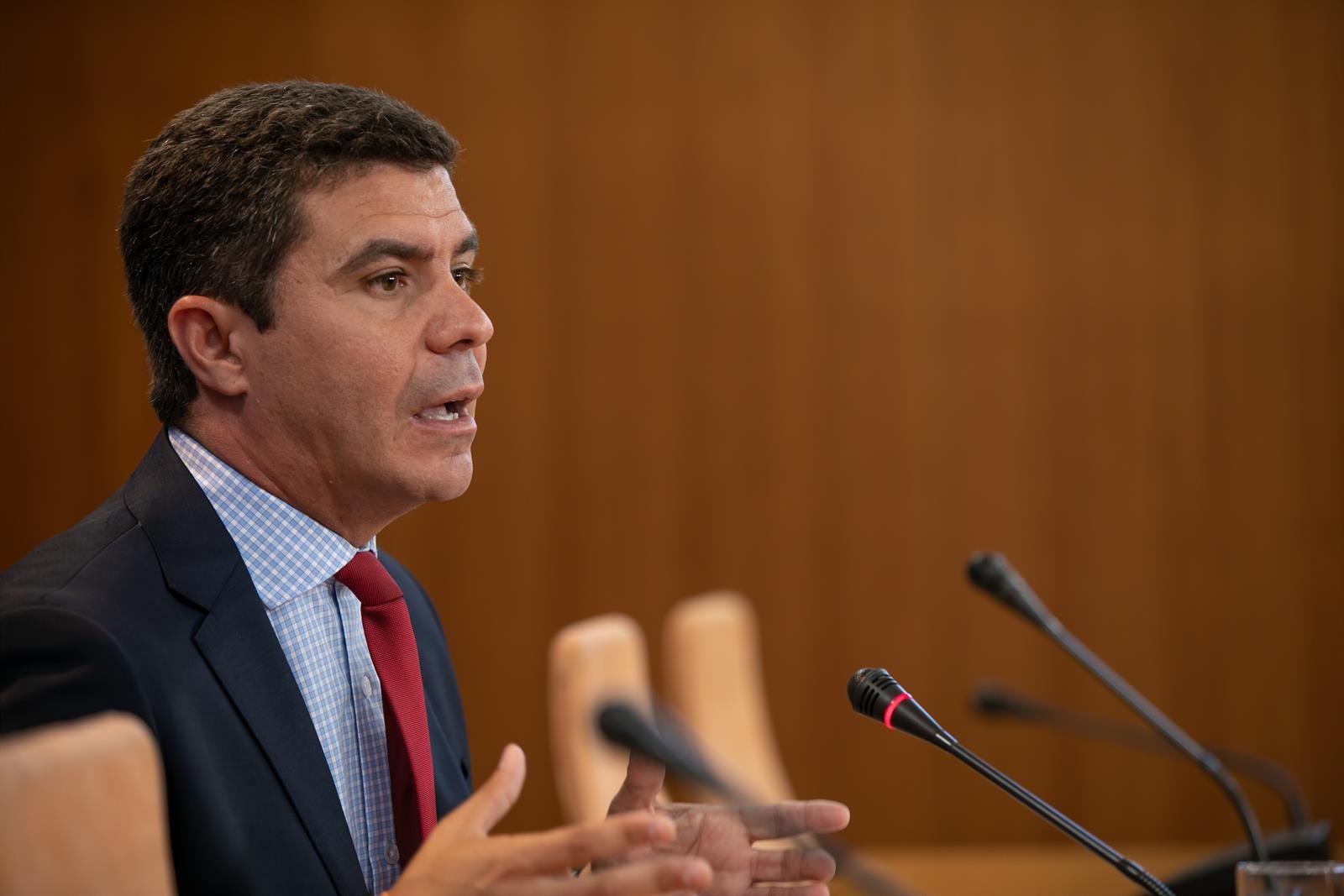 Cs Andalucía a Vox: «Es más rentable ser responsable y sumar que amenazar»