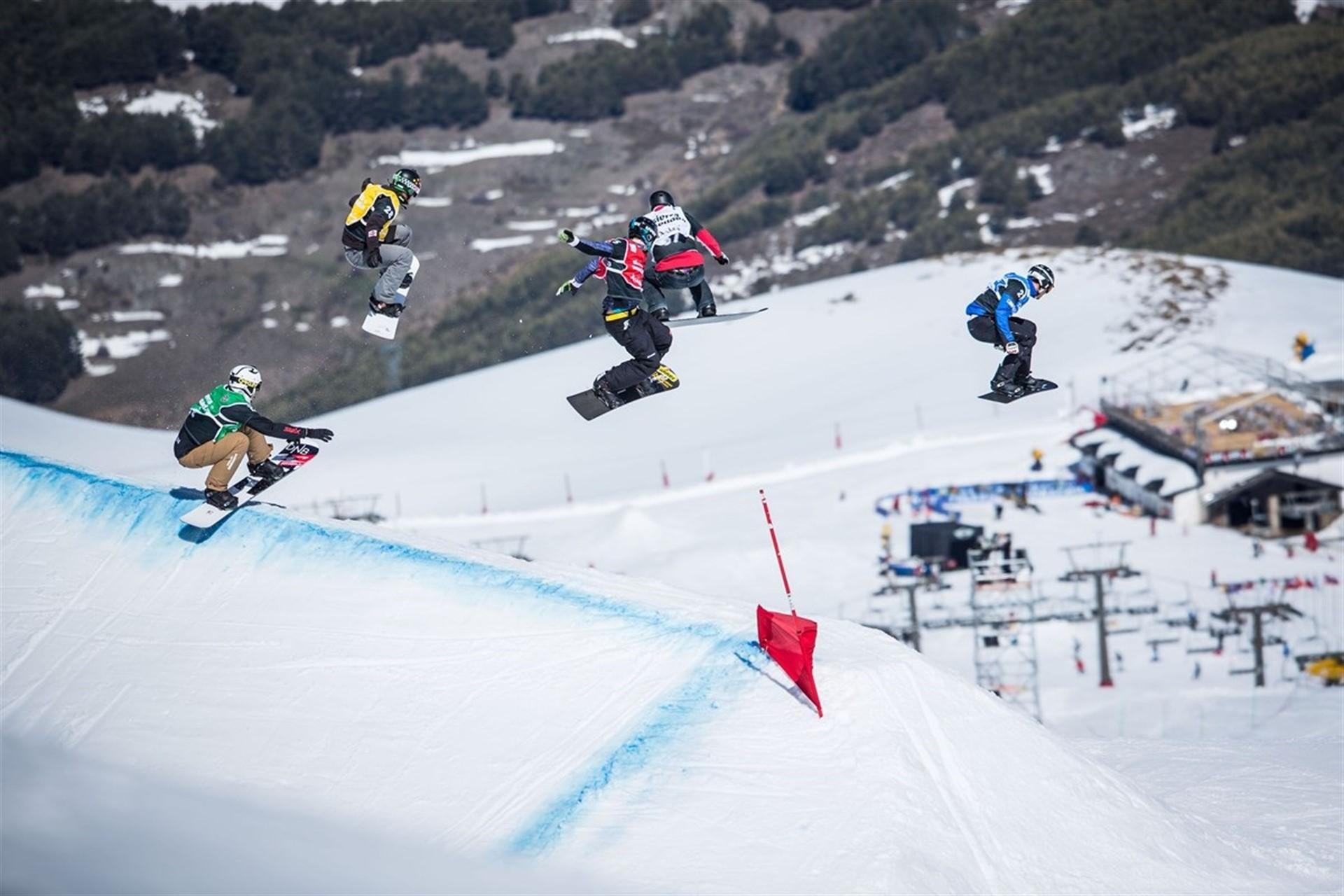 Sierra Nevada organizará una prueba de la Copa del Mundo de Snowboard en 2020