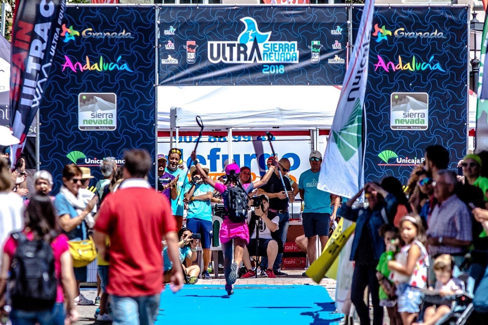 Unicaja Banco patrocinará la carrera de montaña Ultra Sierra Nevada