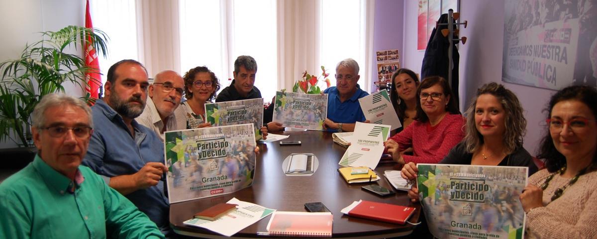 Podemos convoca asamblea para definir líneas de trabajo y funcionamiento con la Confluencia en el Ayuntamiento