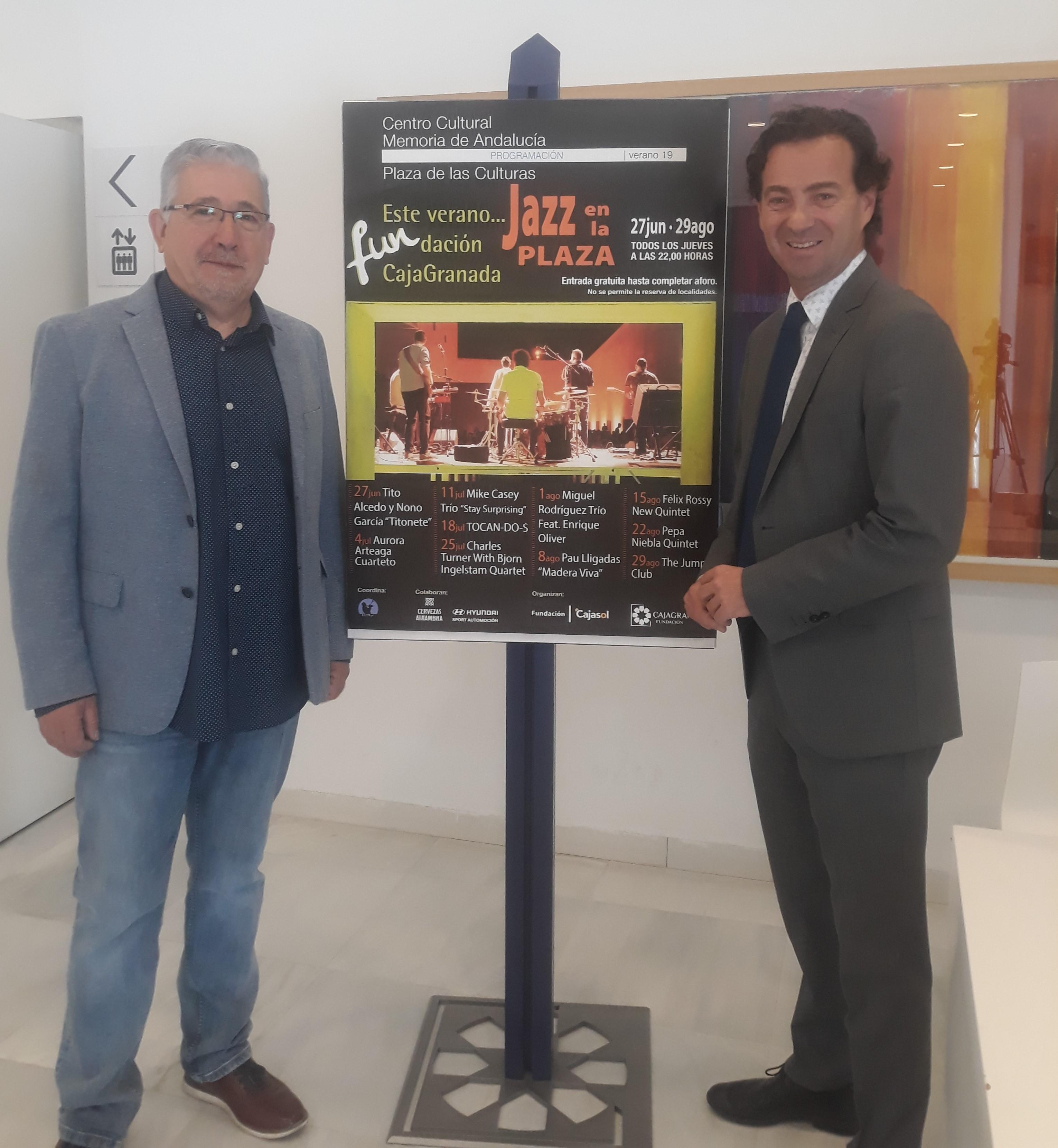 CajaGranada Fundación propone el programa musical, cinematográfico e infantil de verano