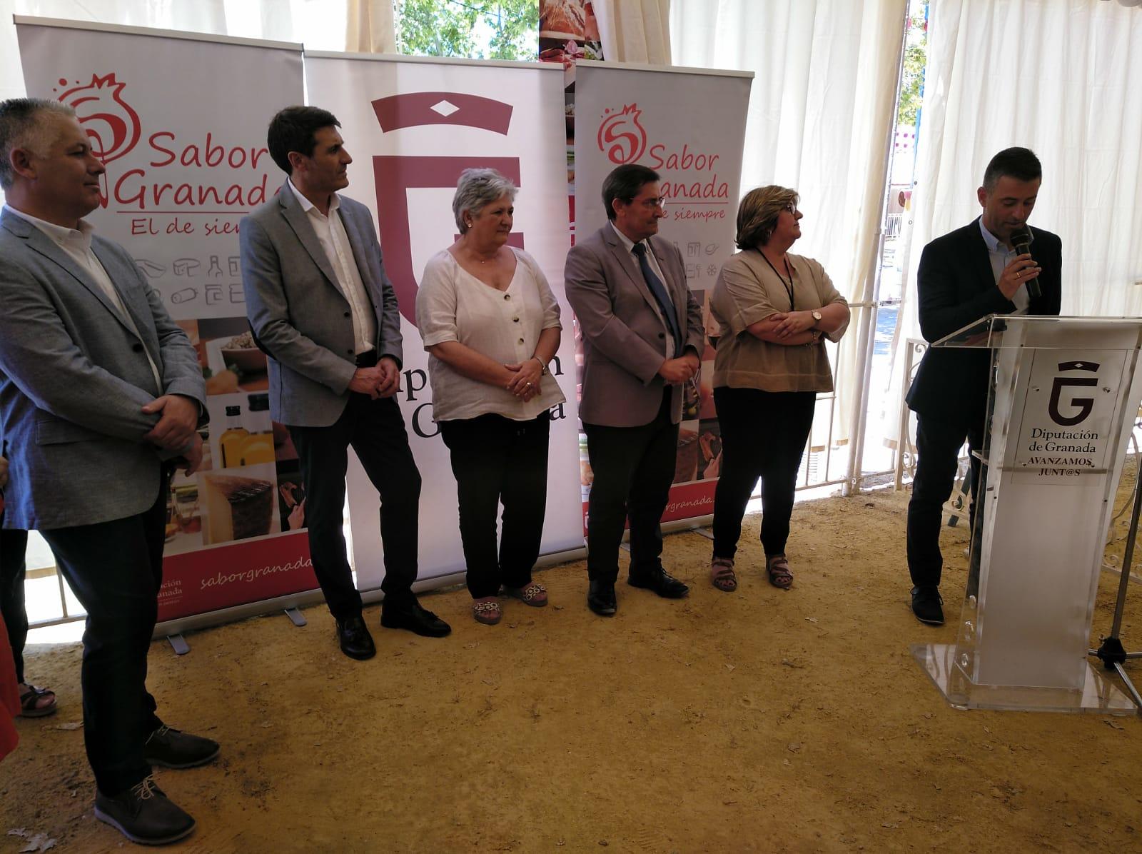 'Sabor Granada' sigue creciendo para fomentar una provincia «más unida a nivel empresarial»