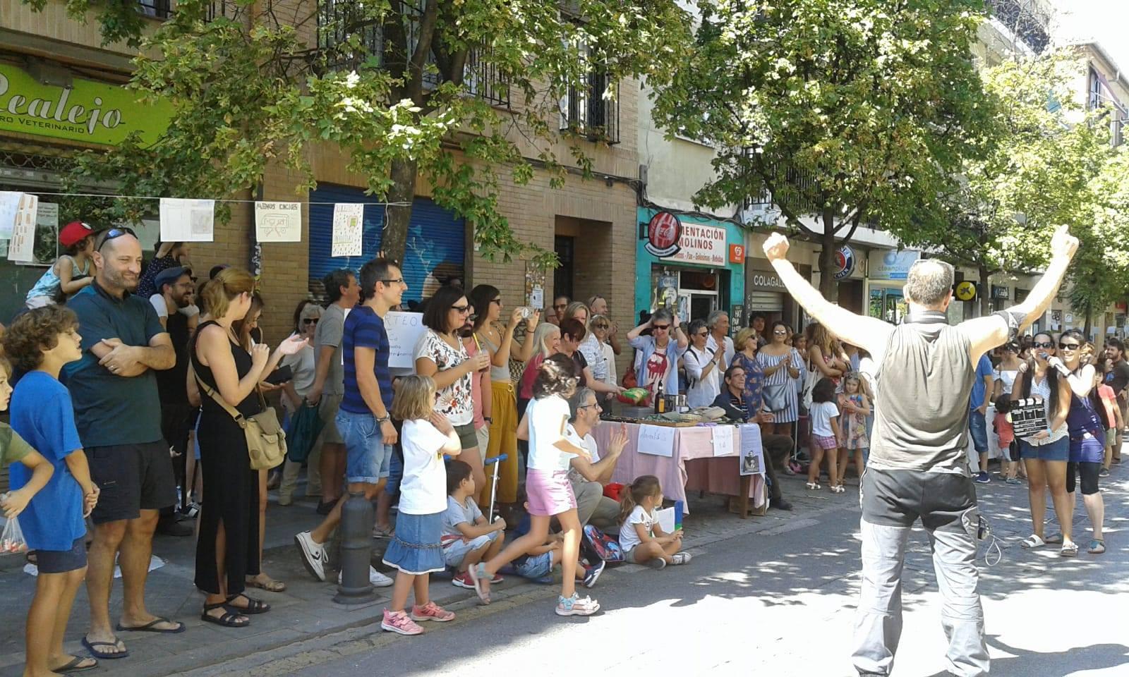 El Realejo invita a una reflexión sobre el barrio con una jornada de actividades