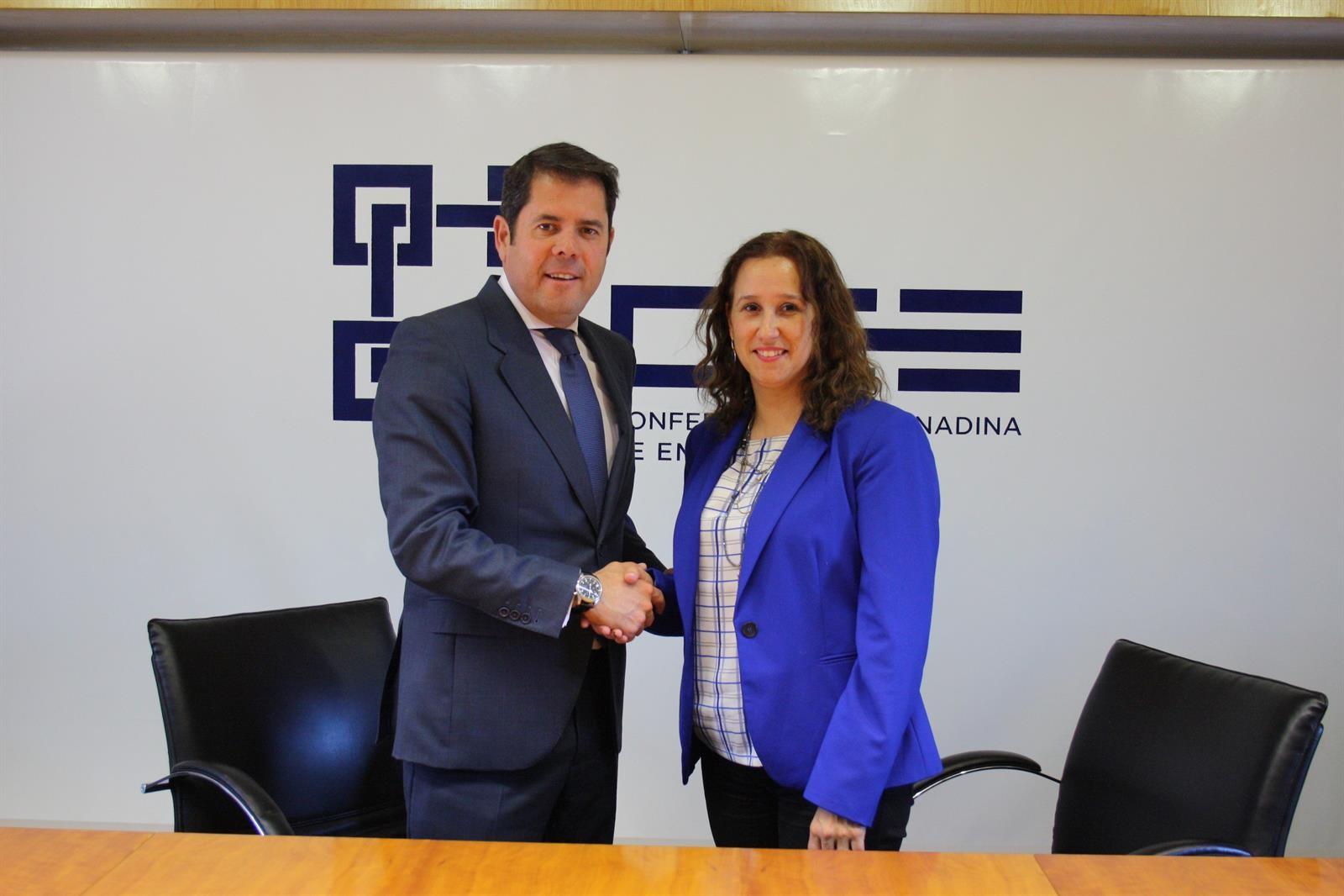La CGE y Mercadona refuerzan su compromiso con la labor empresarial en la provincia