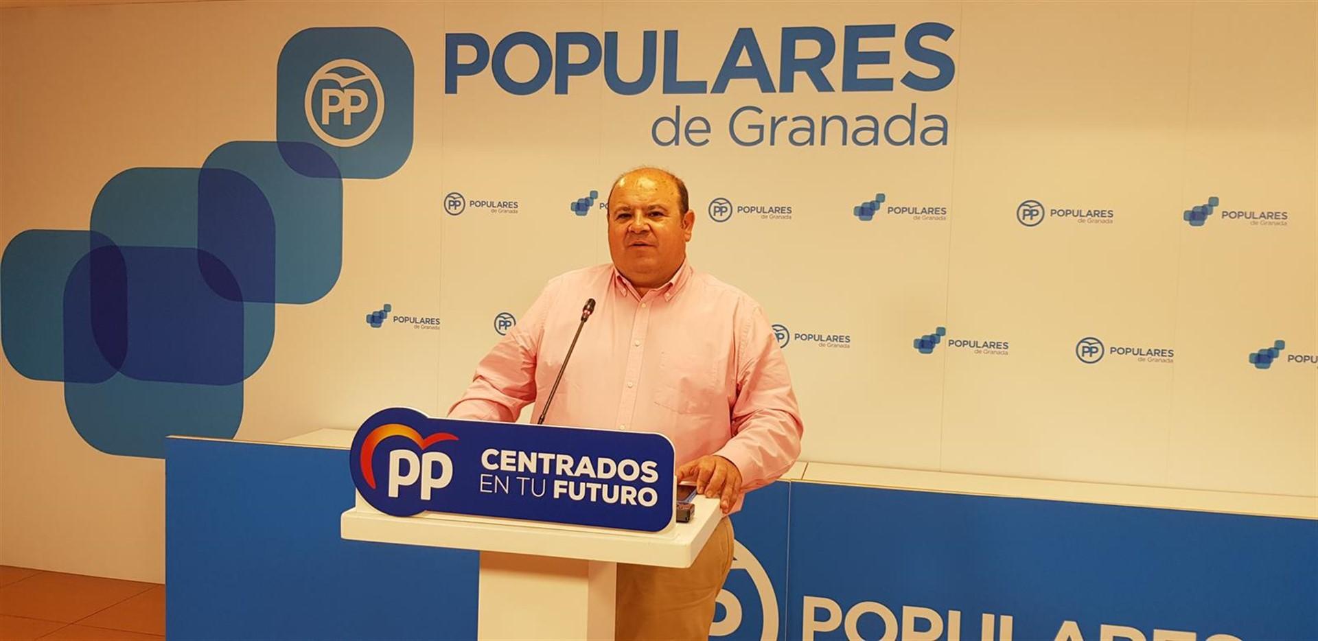 El PP renueva casi un 70% de sus diputados provinciales