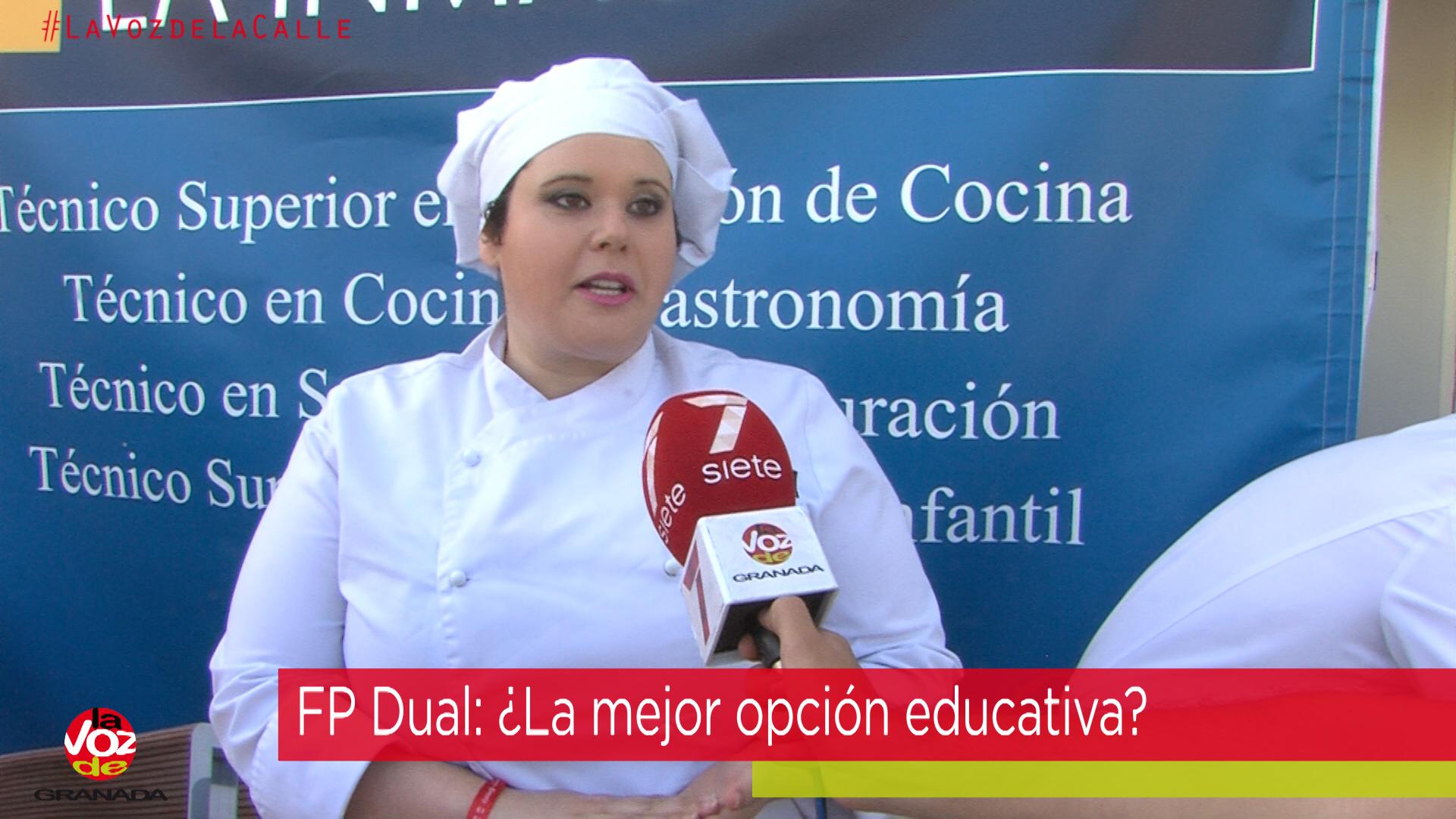 #LaVozdelaCalle: ¿Es la FP dual la mejor opción educativa actualmente?