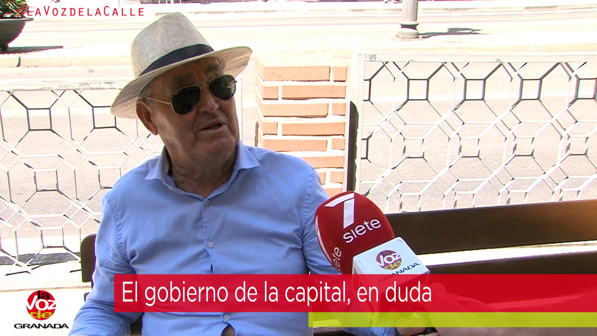 #LaVozdelaCalle: ¿Cree que peligra un gobierno «a la andaluza» en la capital tras el anuncio de denuncia a Sebastián Pérez por parte de VOX?