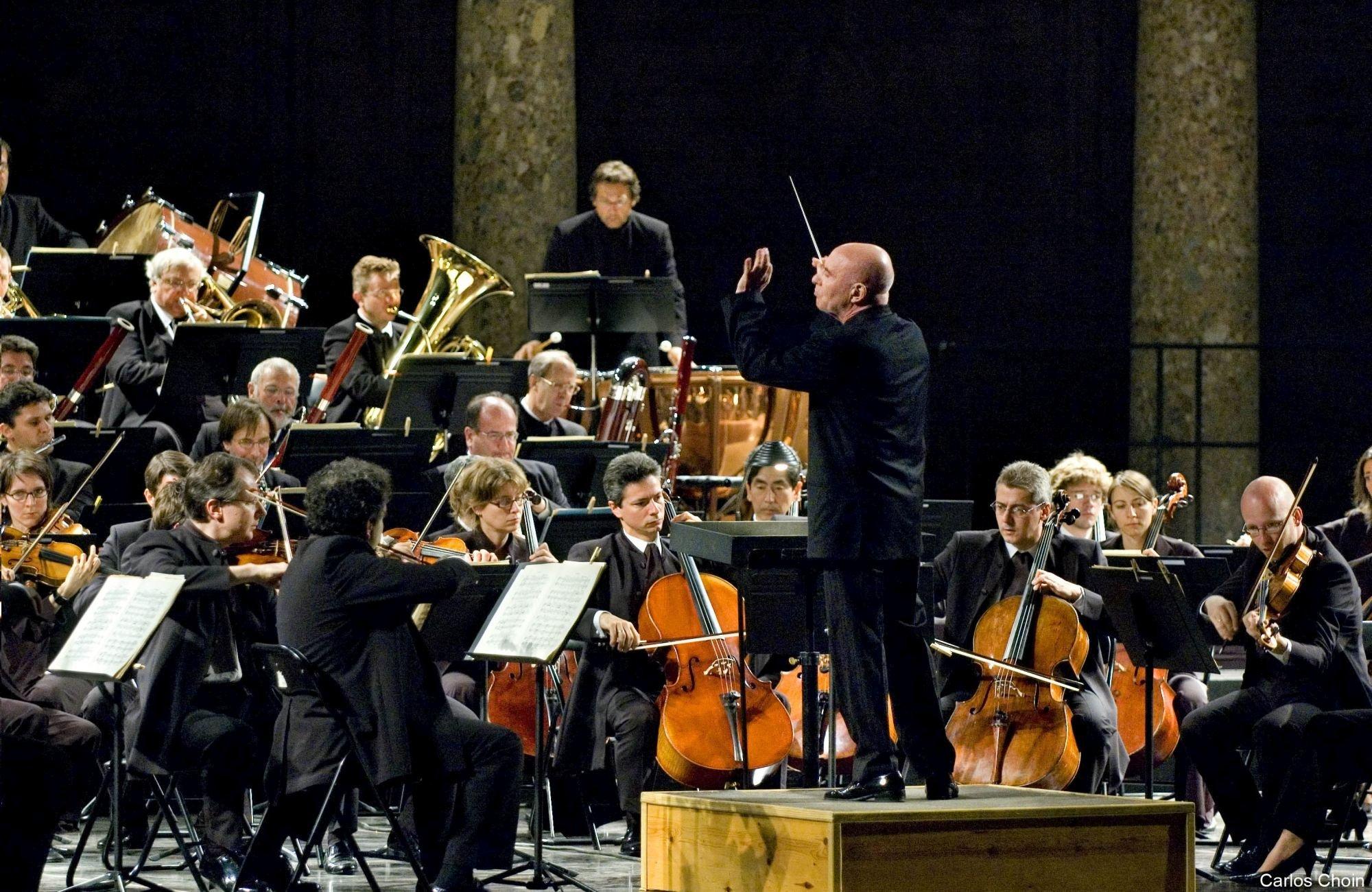 Heras-Casado dirige a la Orquesta de París en el homenaje al compositor Hector Berlioz con motivo del 150 aniversario de su muerte