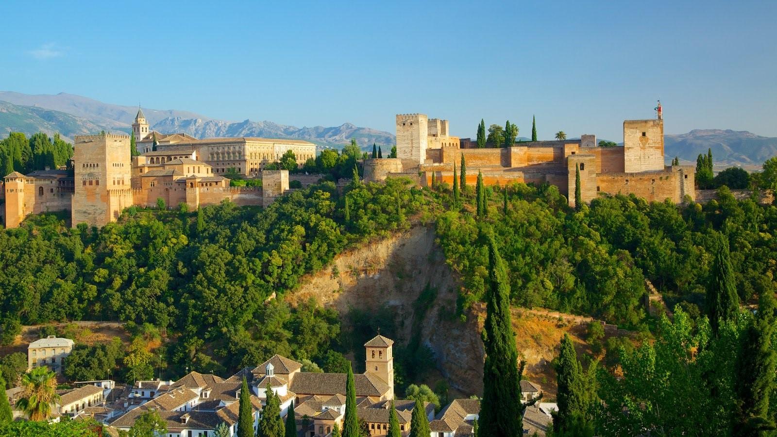 El atardecer más bello de España está en Granada