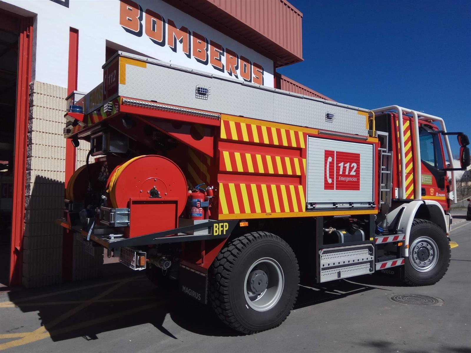 Fallece una persona en una colisión entre un turismo y un tractor en Alhama de Granada