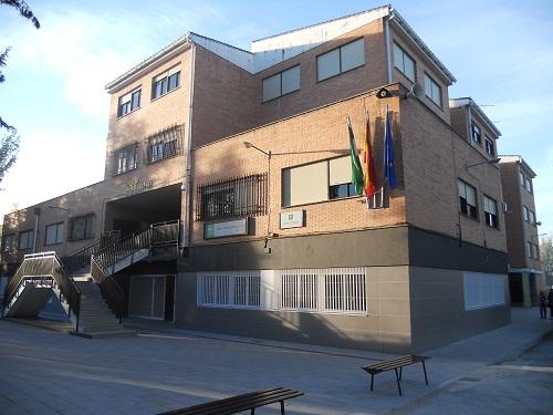 La Junta invierte más de 98.000 euros en obras de mejora en el CEIP Sierra Elvira