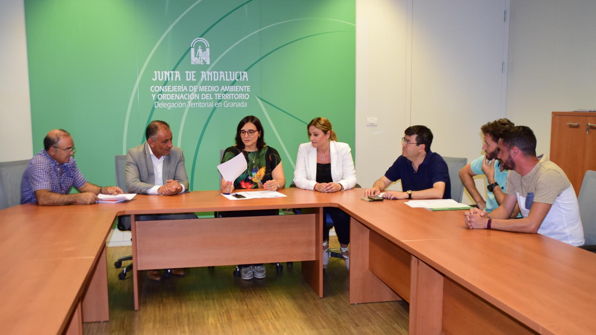La Junta contrata la asistencia técnica para construir las depuradoras de Huétor Tajar y Villanueva de Mesía